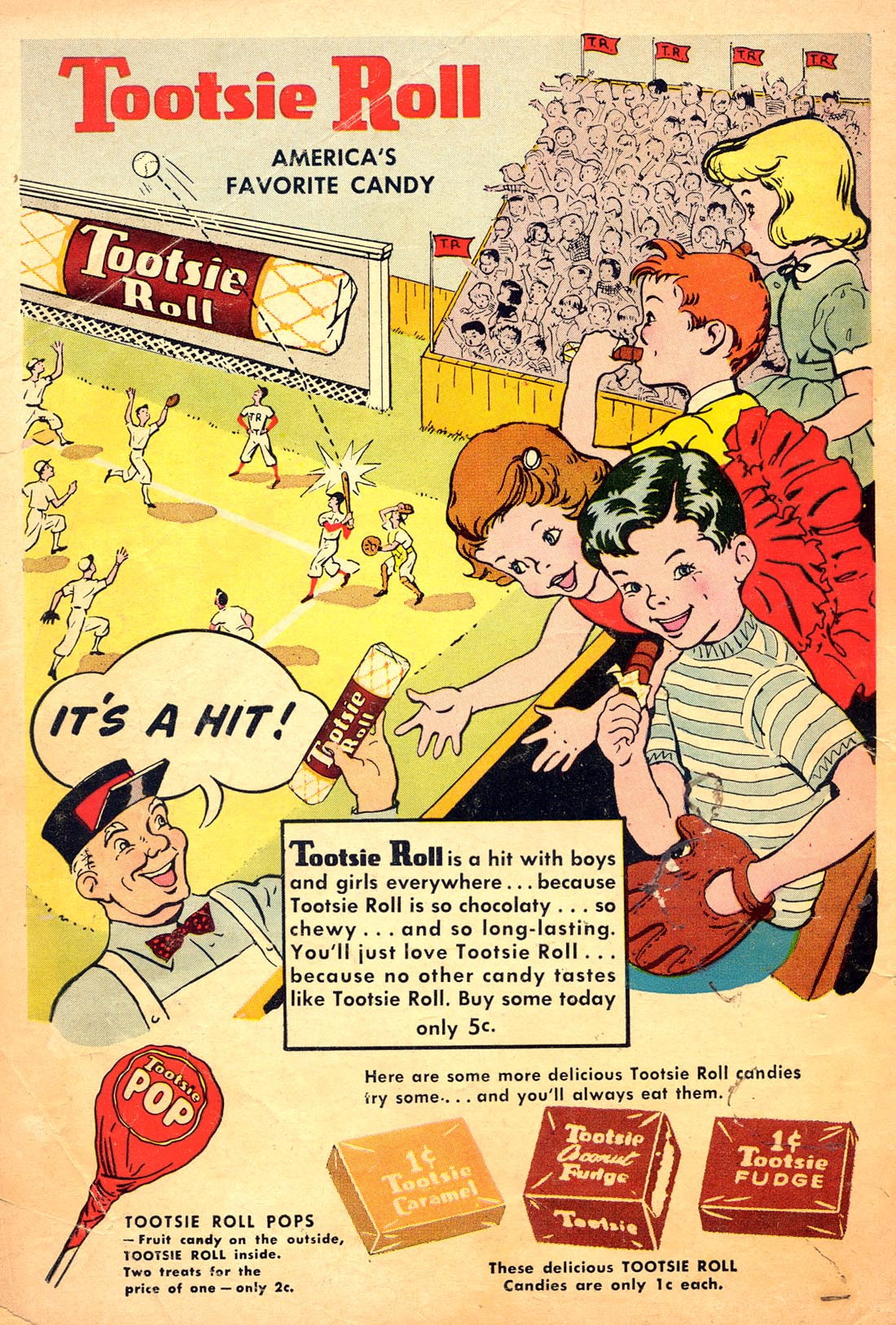 Read online Adventure Comics (1938) comic -  Issue #217 - 36