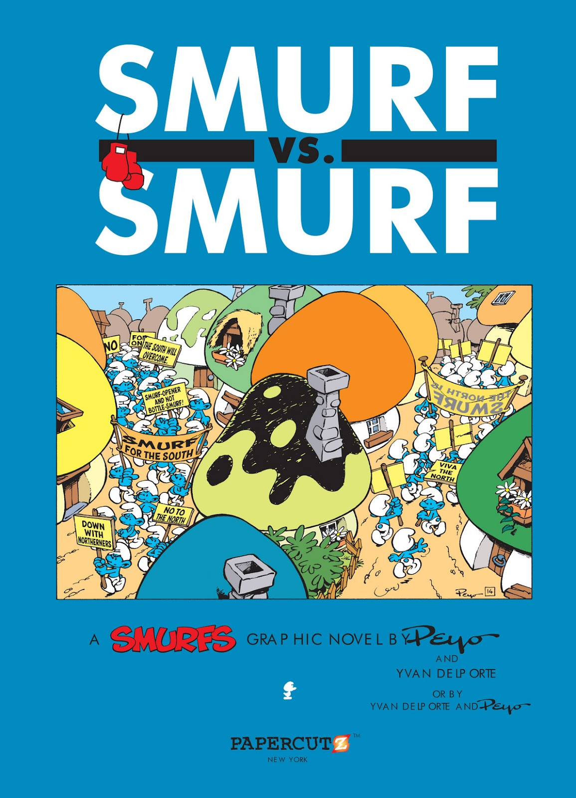 Read online The Smurfs comic -  Issue #12 - 3