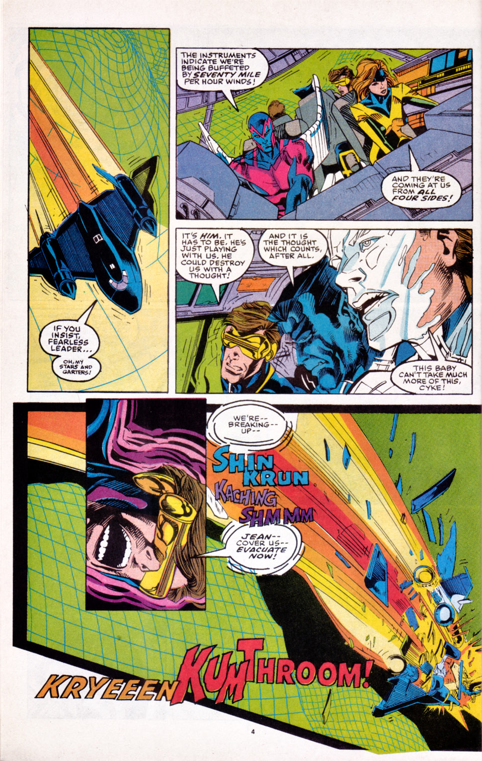 Read online X-Factor (1986) comic -  Issue # _ Annual 6 - 4