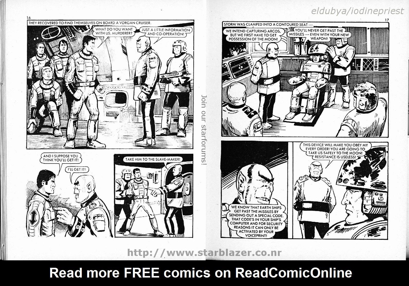 Starblazer issue 98 - Page 10