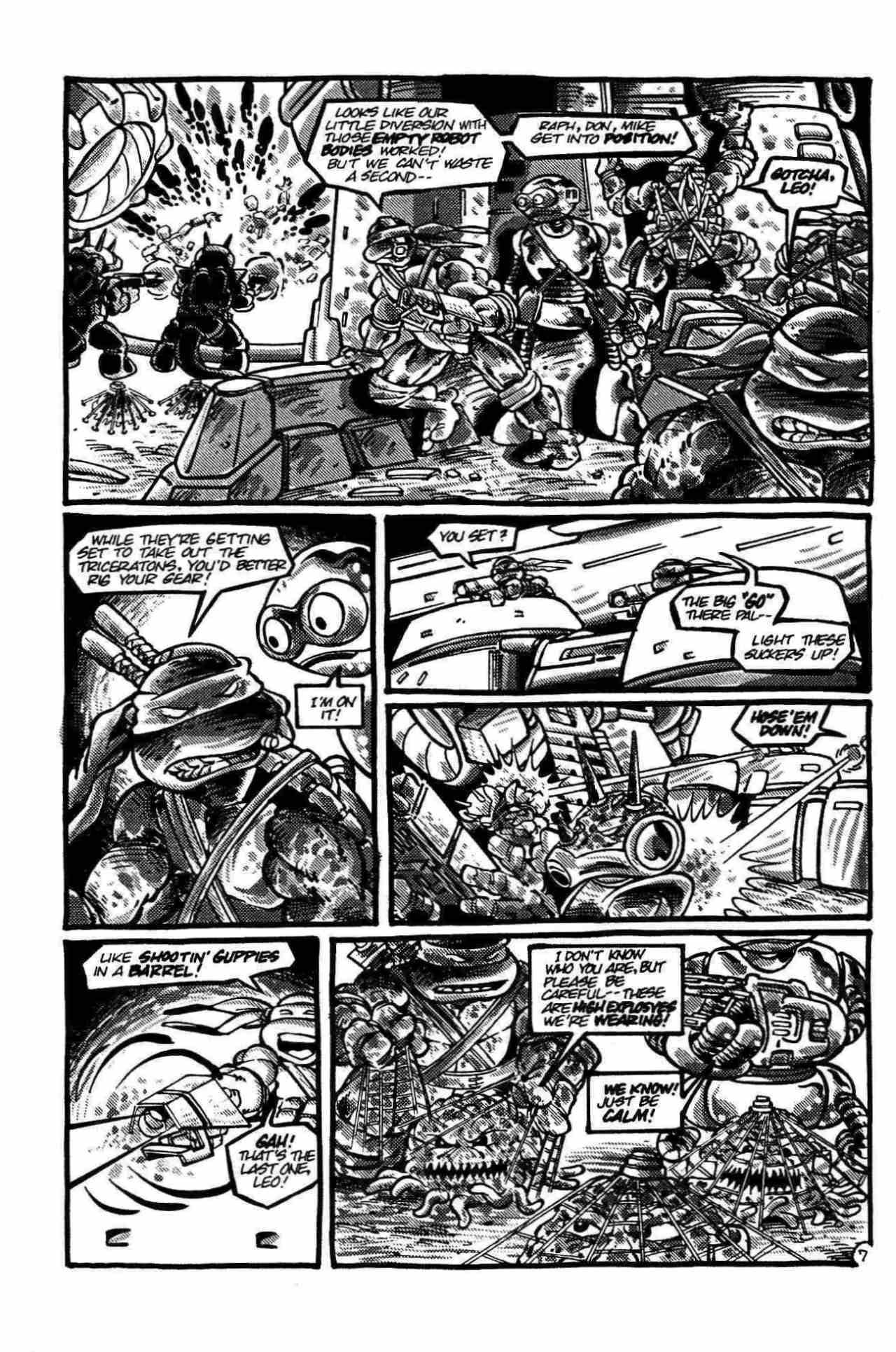 Read online Shell Shock comic -  Issue # Full - 86