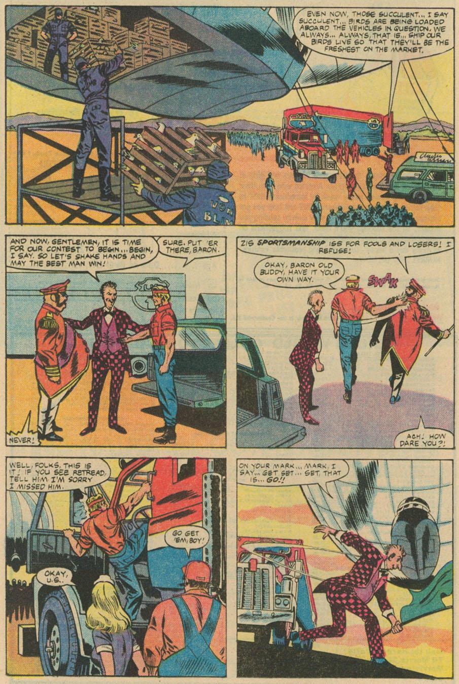 Read online U.S. 1 comic -  Issue #4 - 11