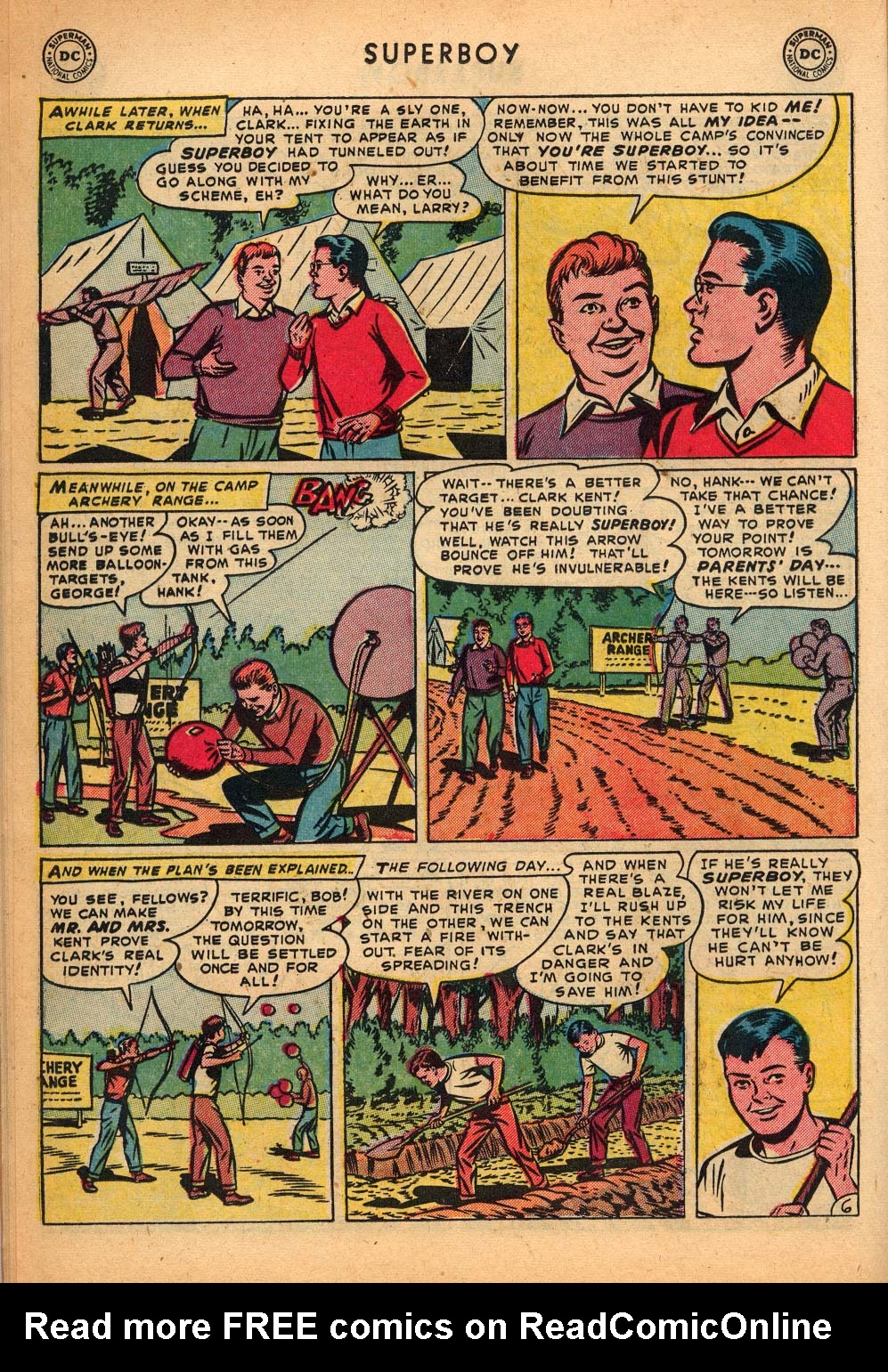 Superboy (1949) issue 25 - Page 18