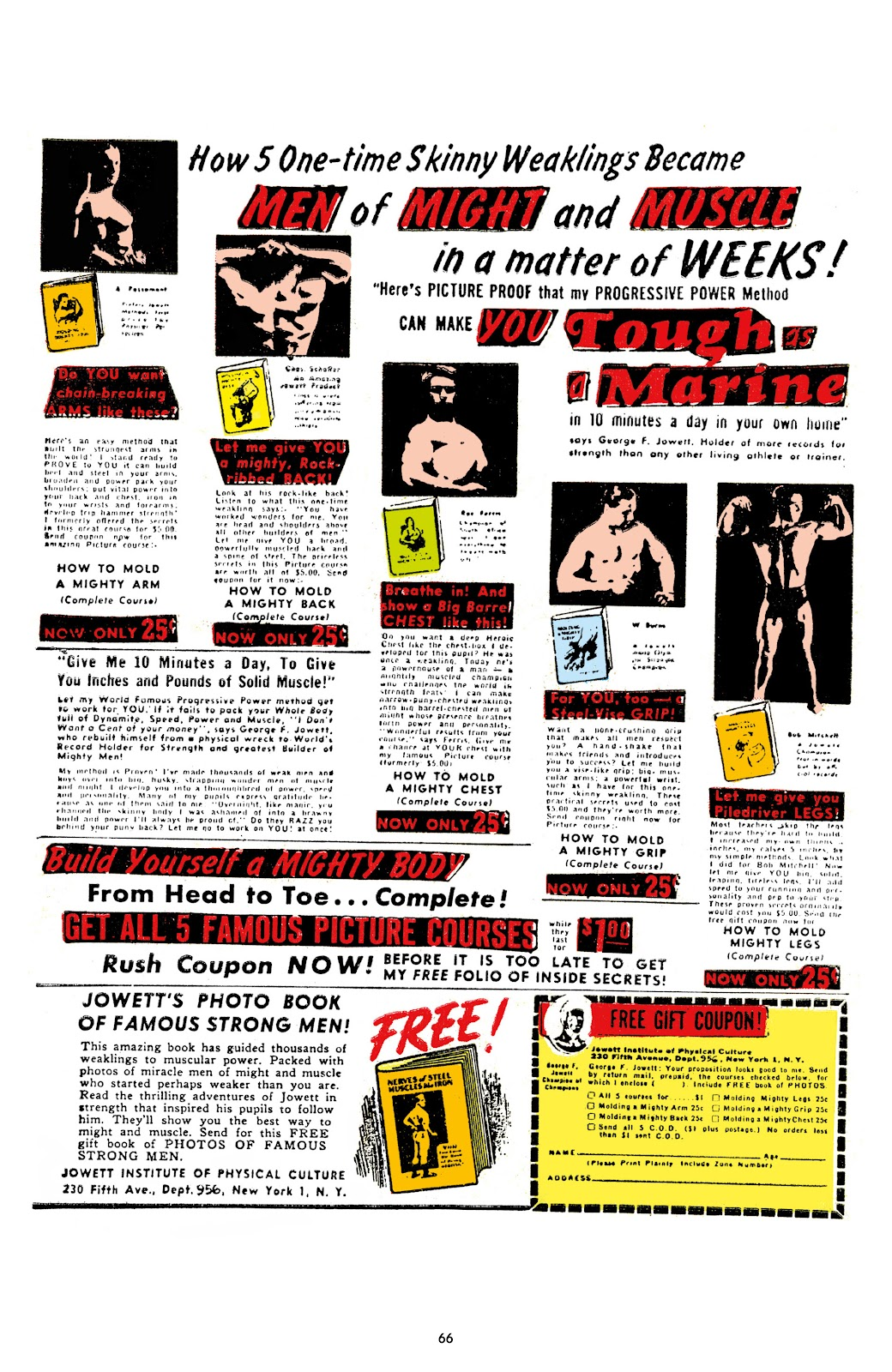 Read online Crime Does Not Pay Archives comic -  Issue # TPB 7 (Part 1) - 68