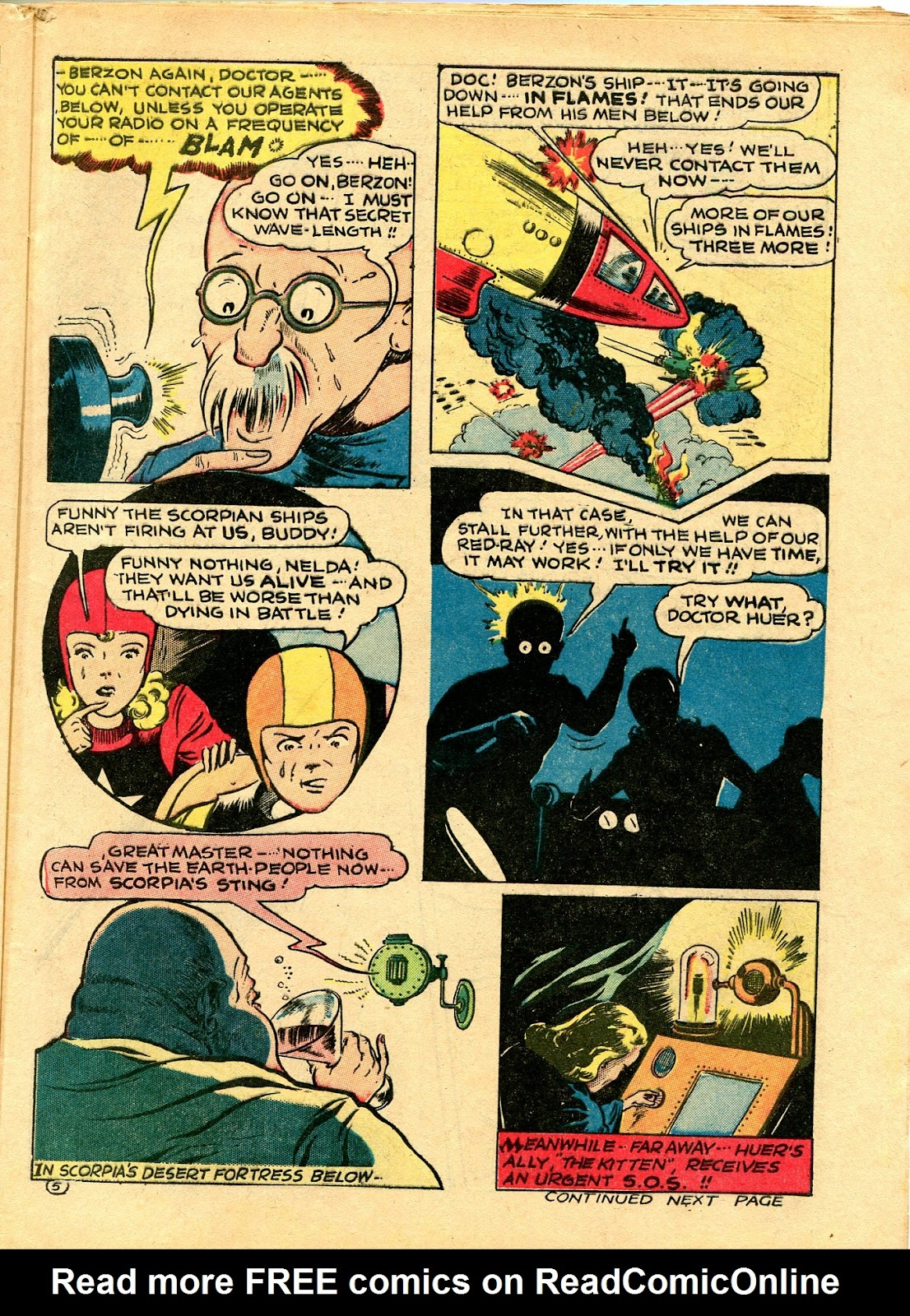 Read online Famous Funnies comic -  Issue #102 - 7