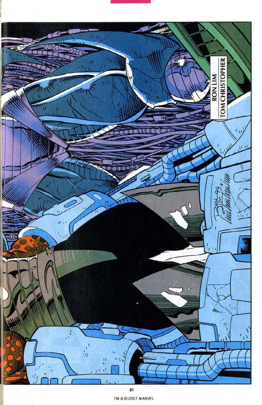 Read online Silver Surfer (1987) comic -  Issue # _Annual 6 - 63