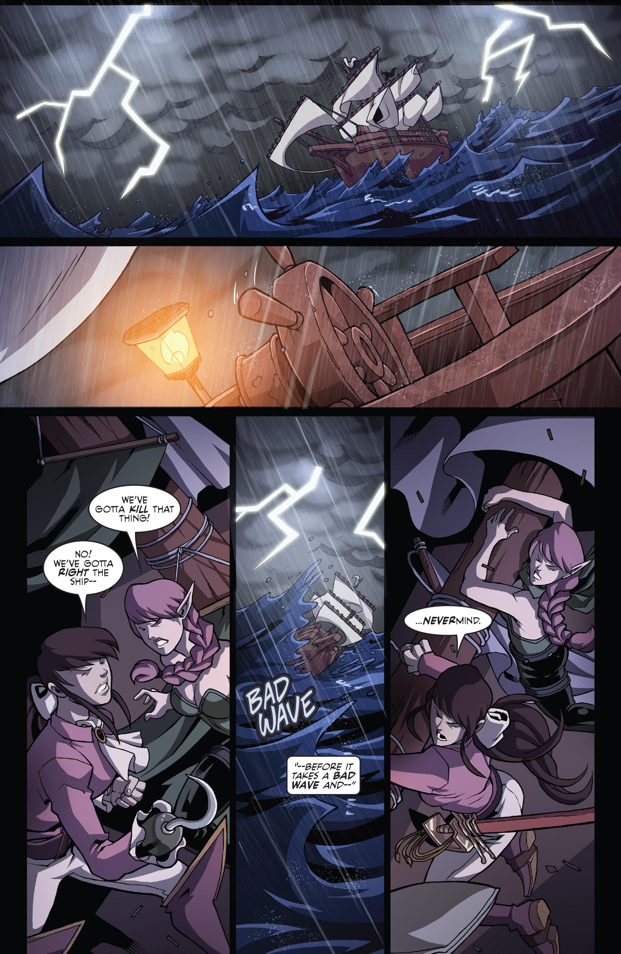 Read online Skullkickers comic -  Issue #16 - 14