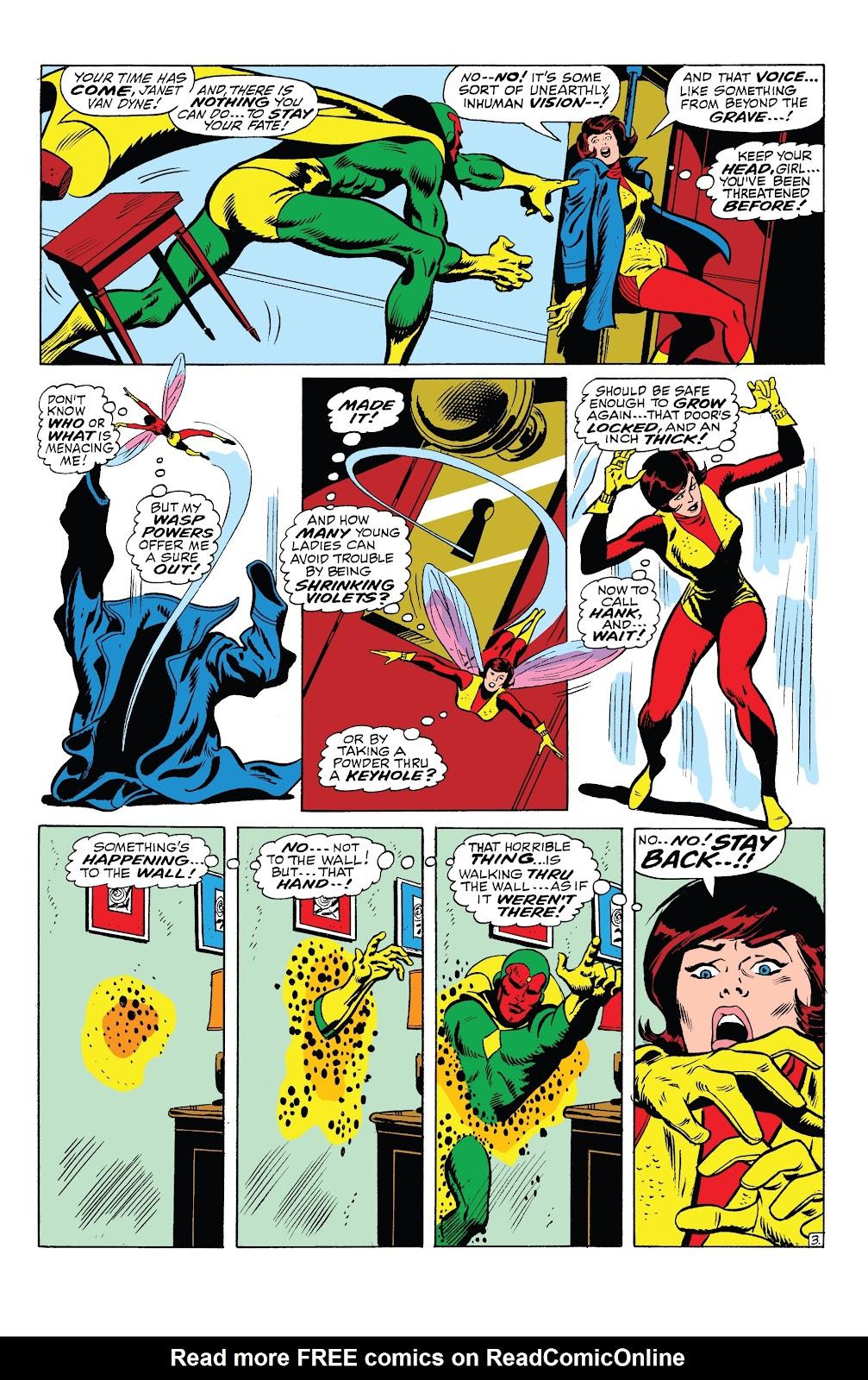 Read online Marvel Tales: Avengers comic -  Issue # Full - 29