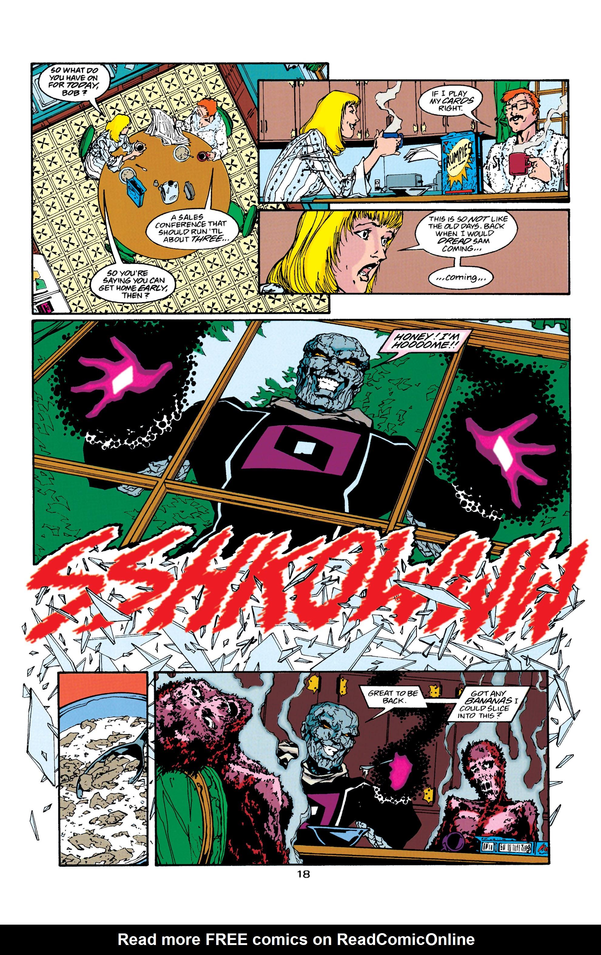 Read online Aquaman (1994) comic -  Issue #38 - 18