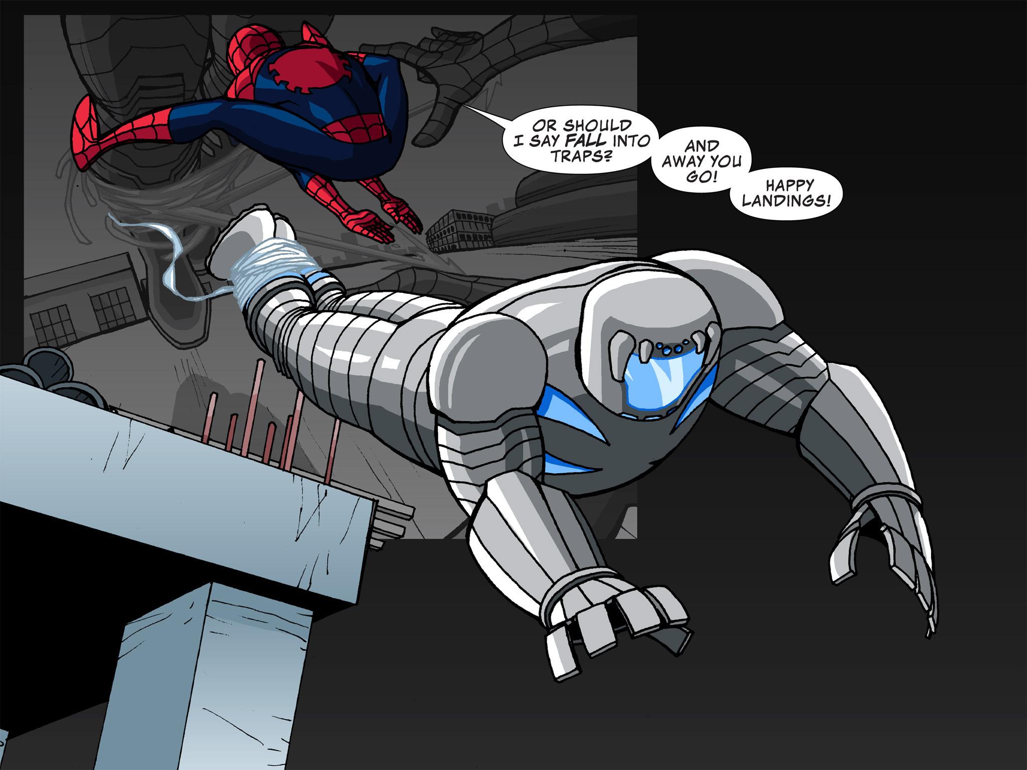 Read online Ultimate Spider-Man (Infinite Comics) (2015) comic -  Issue #3 - 41
