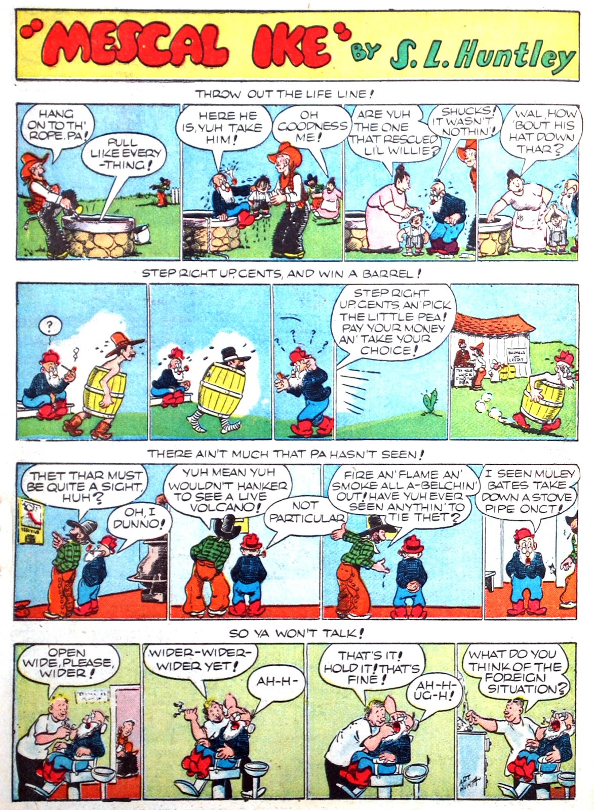 Read online Famous Funnies comic -  Issue #75 - 55