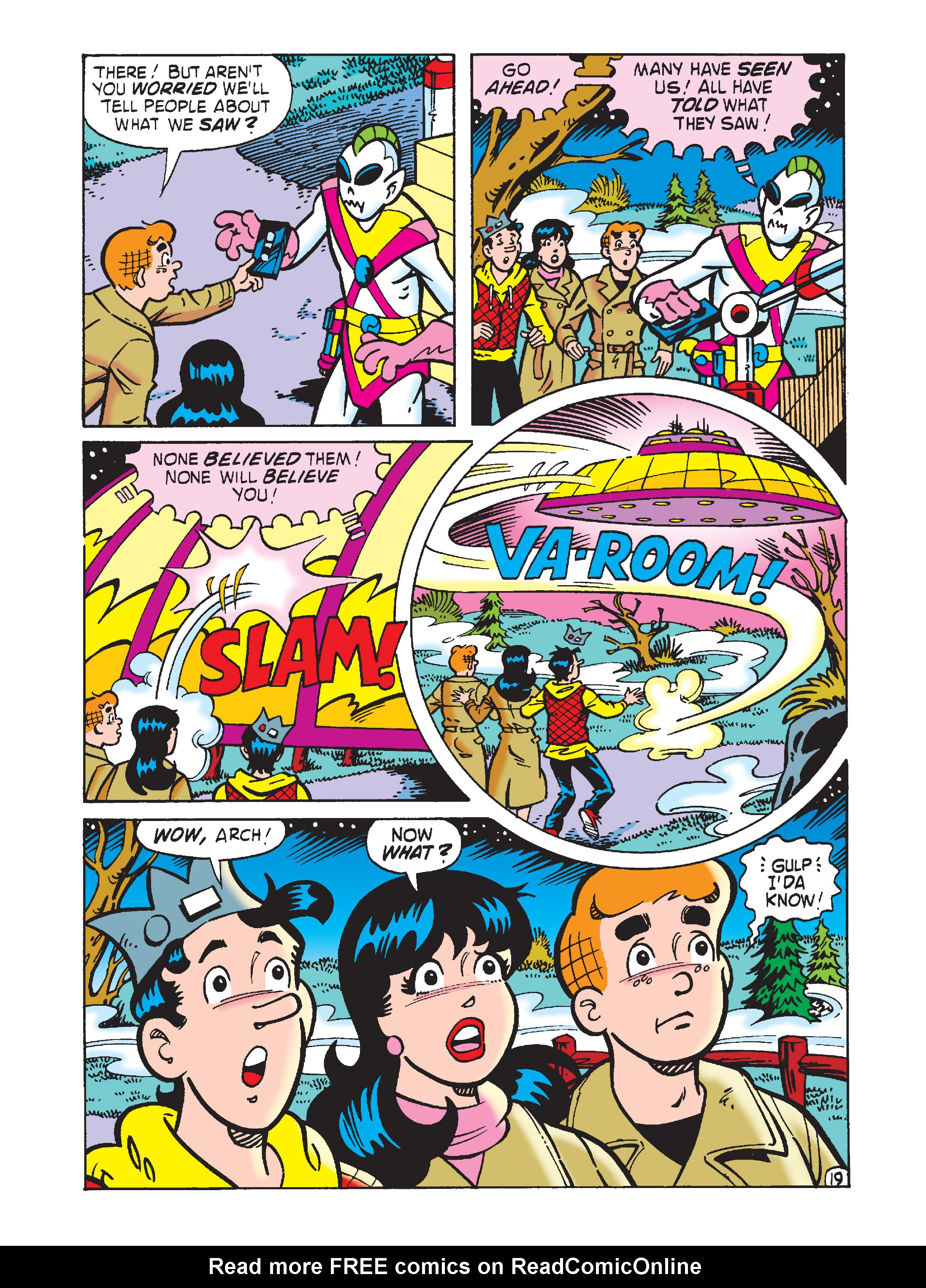 Read online Archie 1000 Page Comics Bonanza comic -  Issue #2 (Part 1) - 20