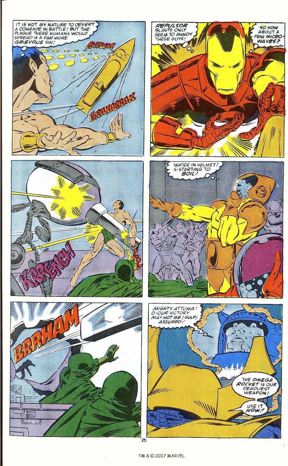 Iron Man Annual issue 10 - Page 27