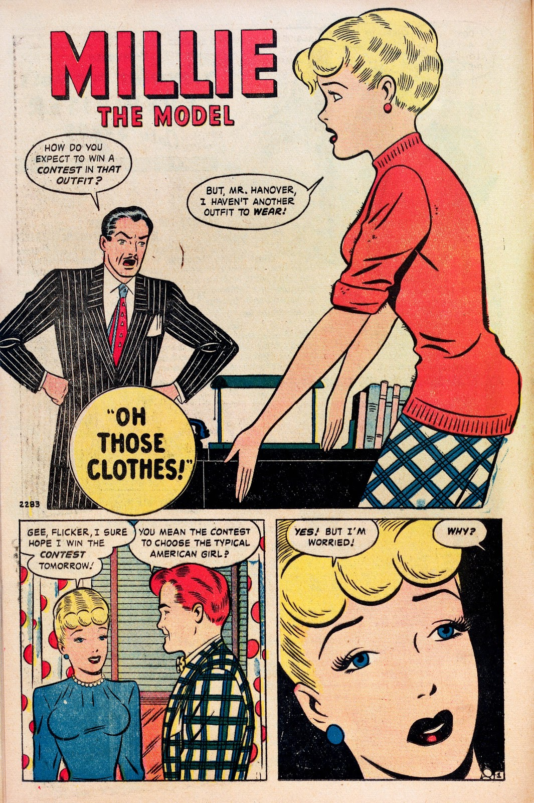 Read online Comedy Comics (1948) comic -  Issue #1 - 12