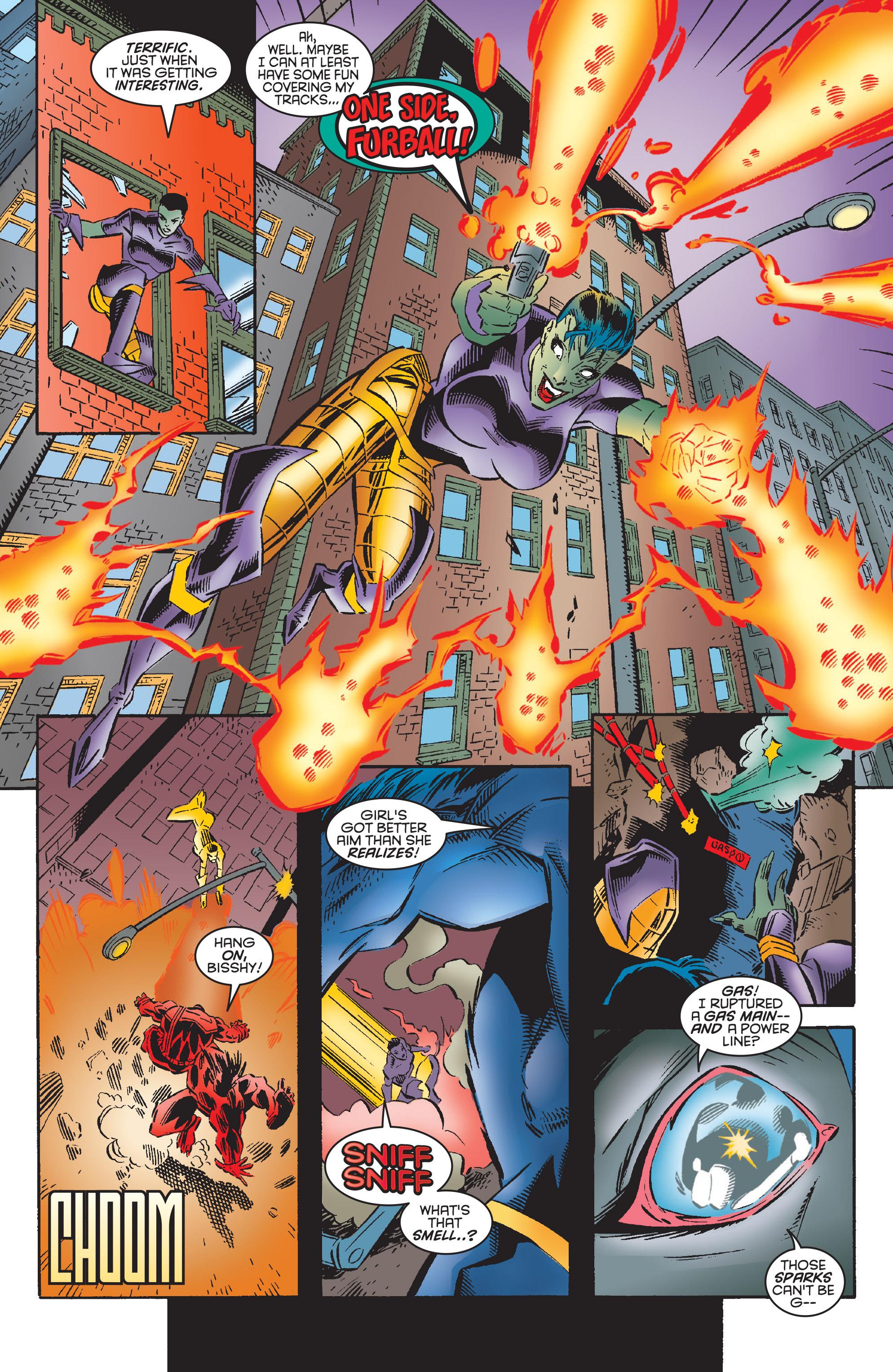 X-Men (1991) 49 Page 17