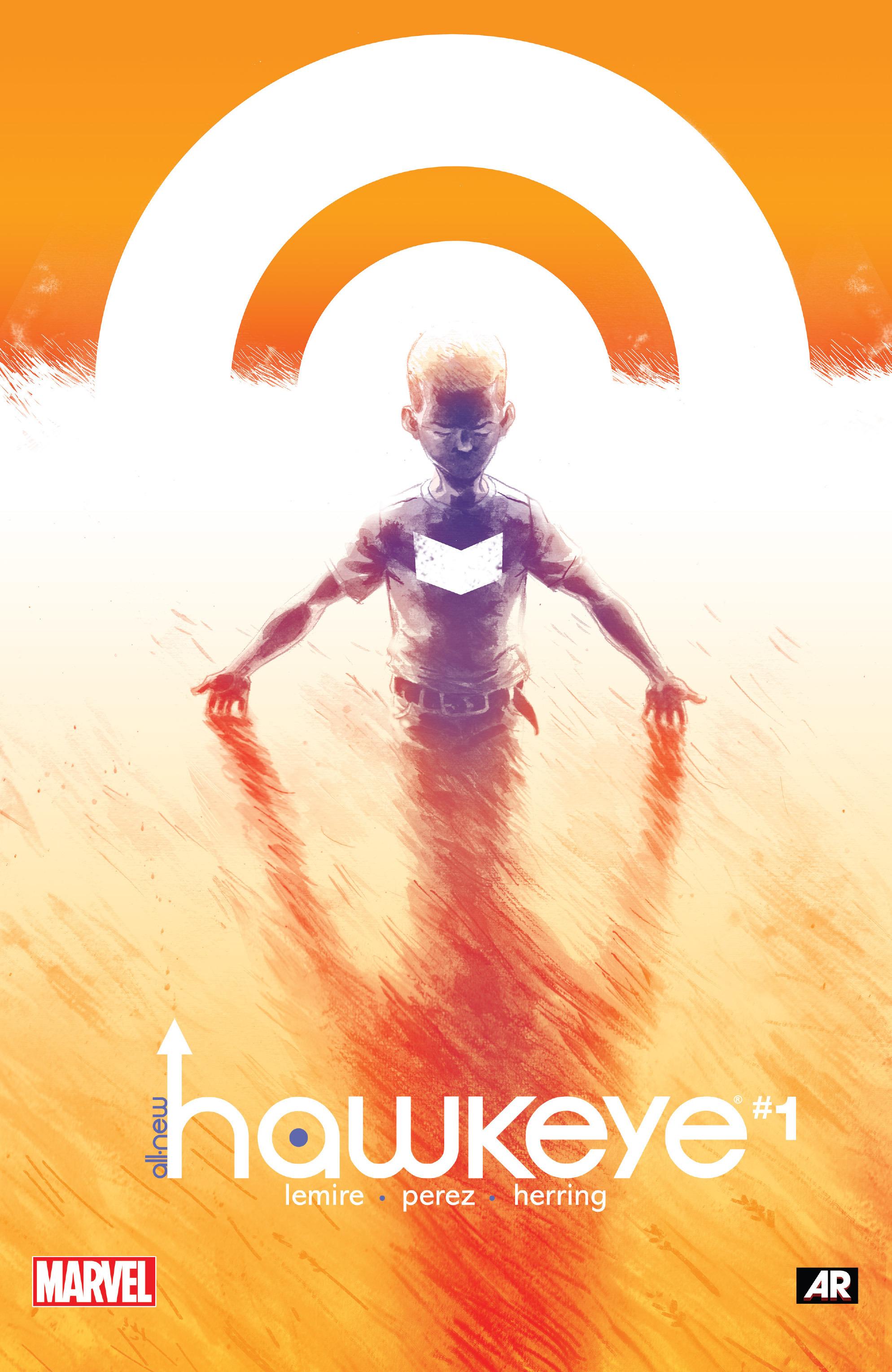 All-New Hawkeye (2015) 1 Page 1