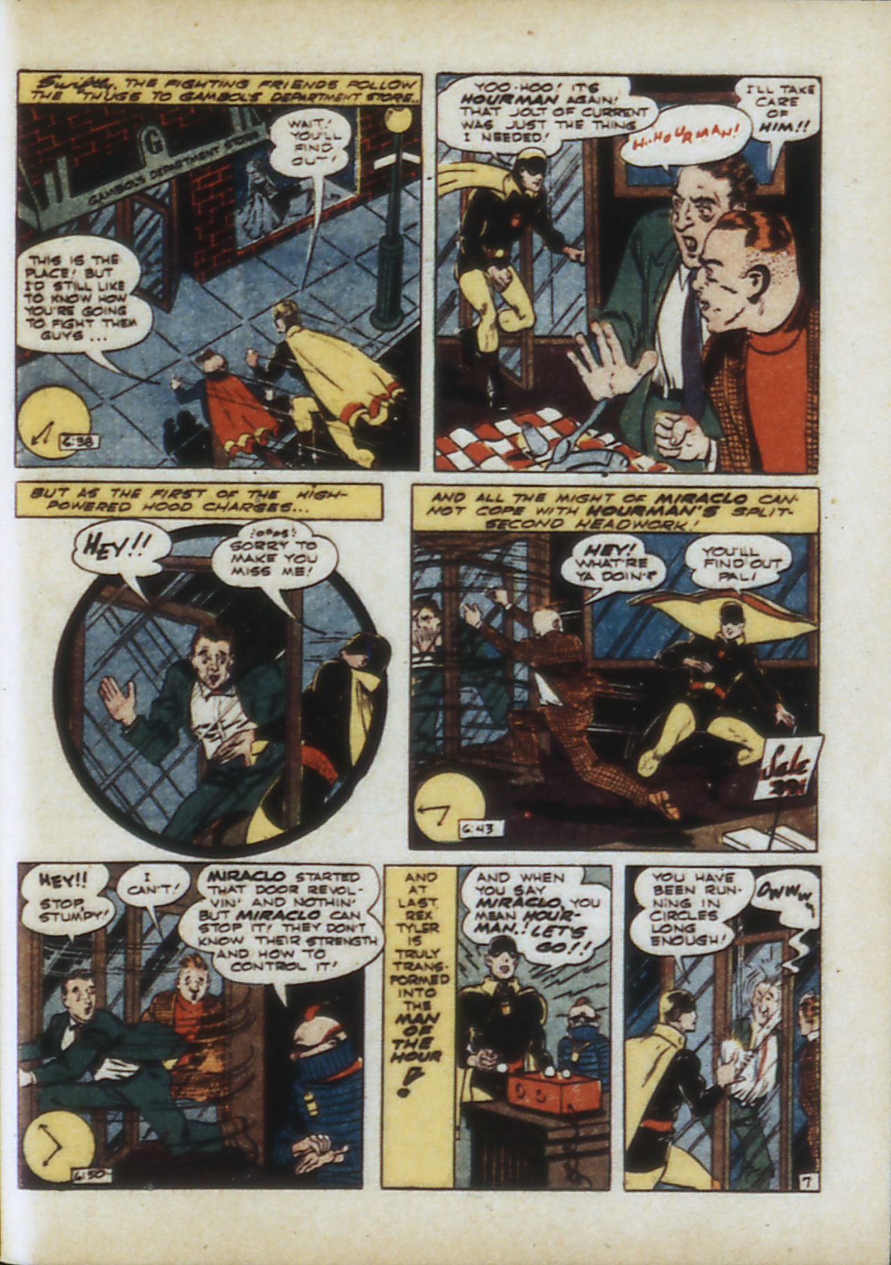 Read online Adventure Comics (1938) comic -  Issue #82 - 66