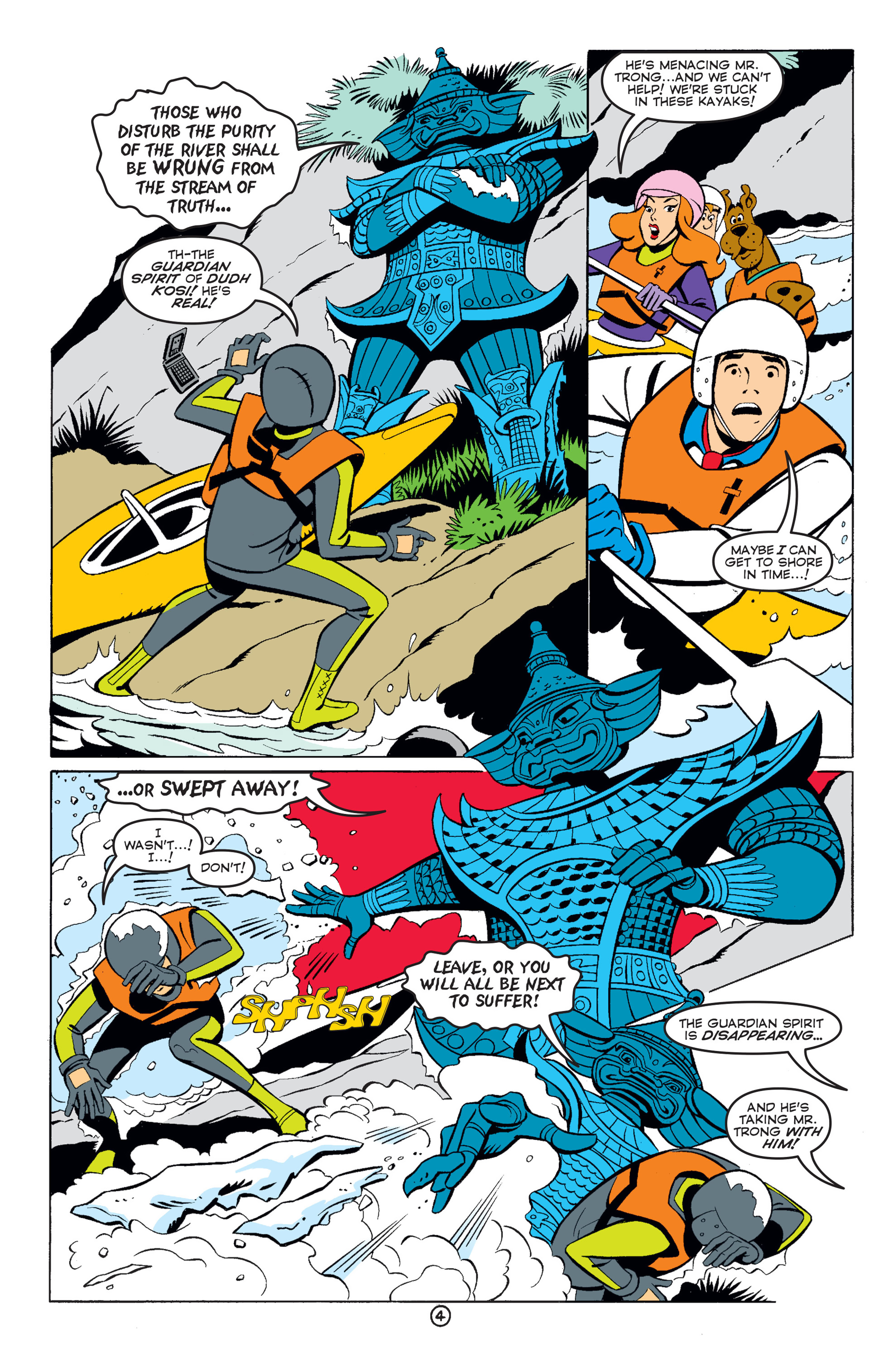 Read online Scooby-Doo (1997) comic -  Issue #54 - 17