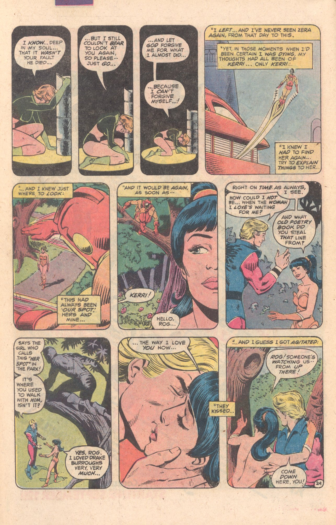Legion of Super-Heroes (1980) 283 Page 25