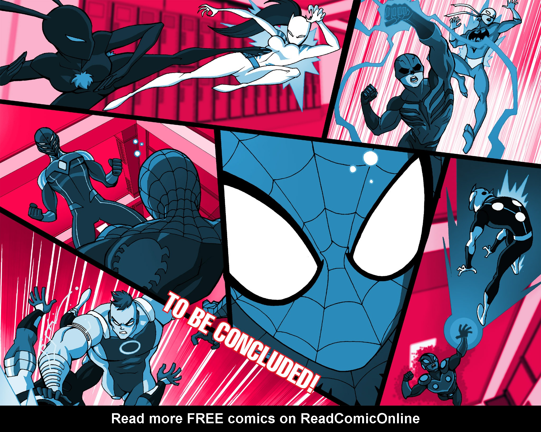Read online Ultimate Spider-Man (Infinite Comics) (2015) comic -  Issue #23 - 40