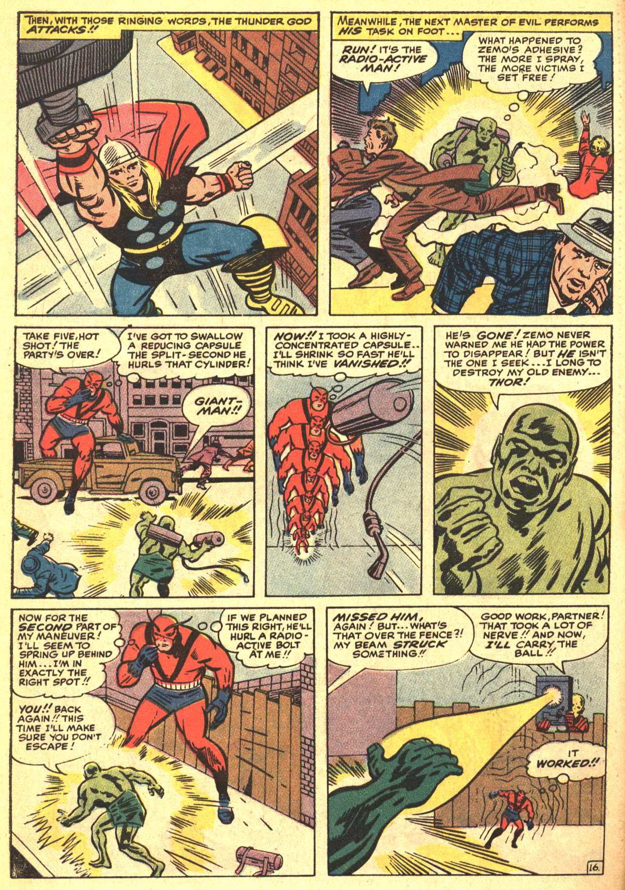The Avengers (1963) 6 Page 16