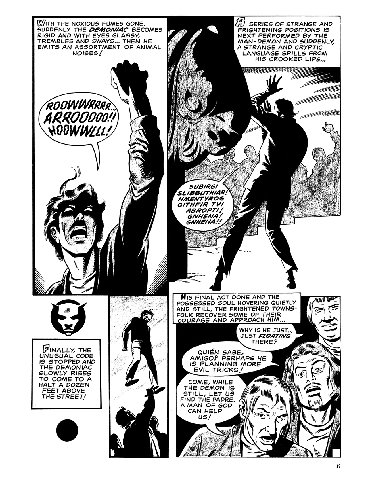 Read online Eerie Archives comic -  Issue # TPB 6 - 20