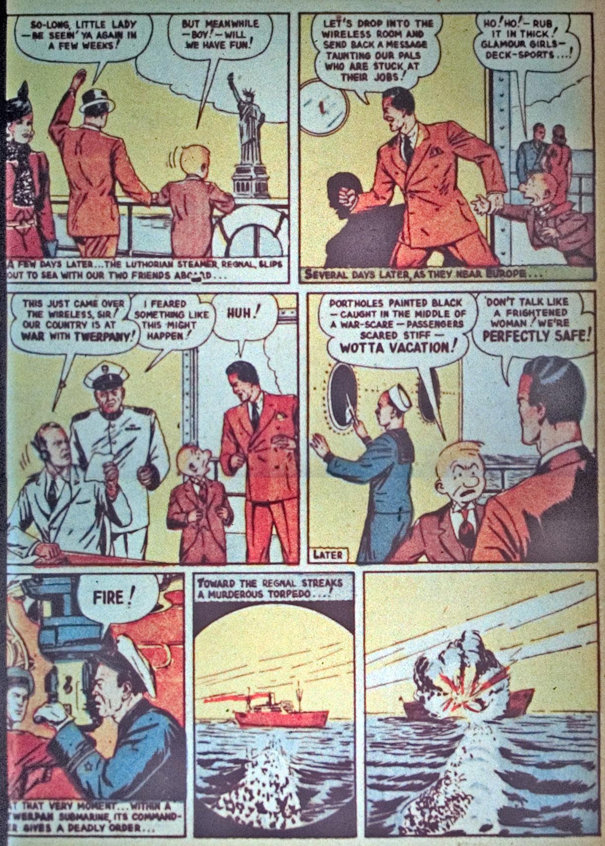 Read online Detective Comics (1937) comic -  Issue #34 - 57