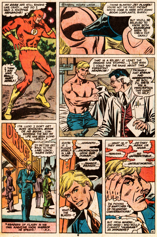 Read online Adventure Comics (1938) comic -  Issue #465 - 7