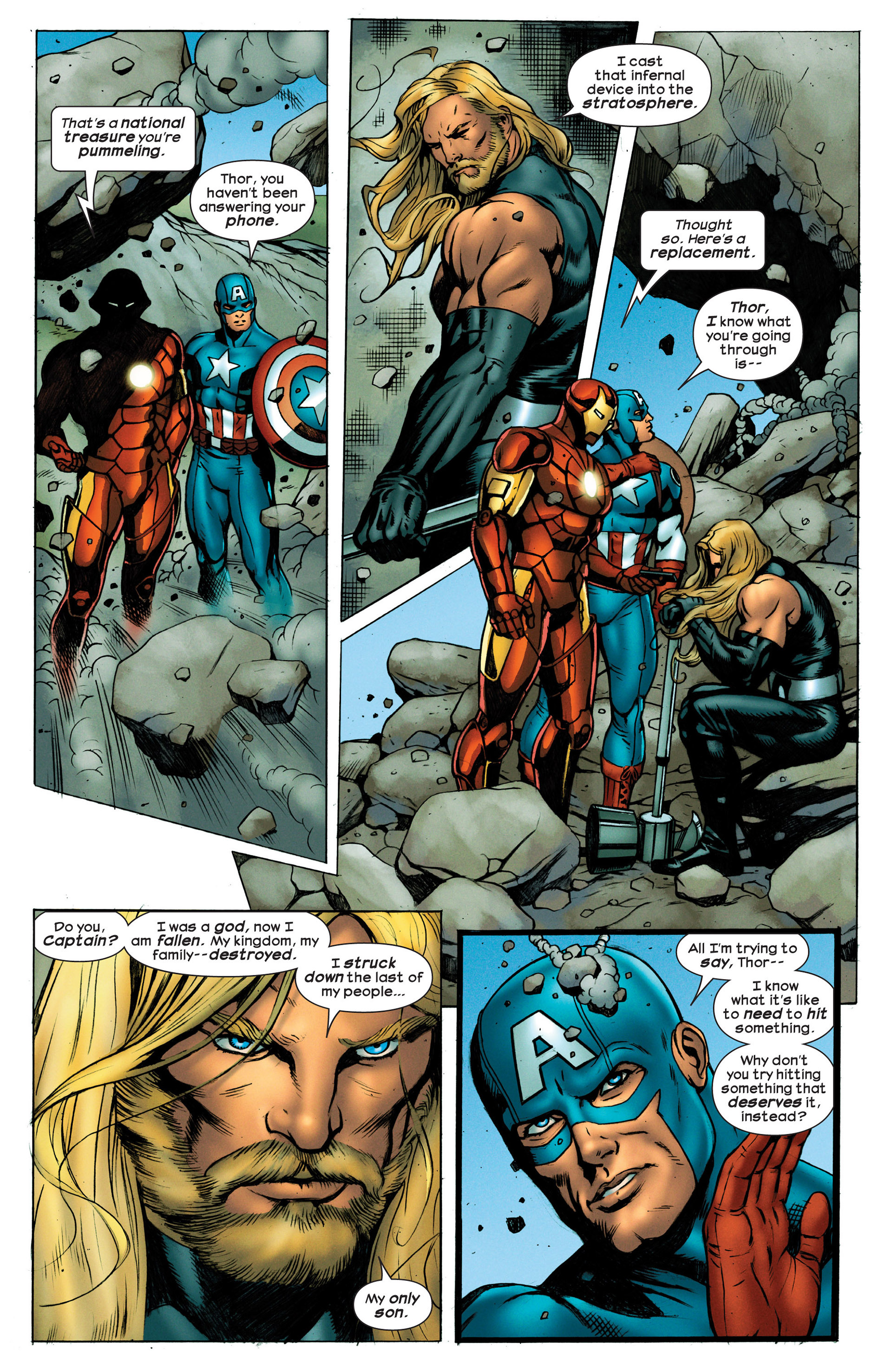 Read online Ultimate Comics Ultimates comic -  Issue #18.1 - 12