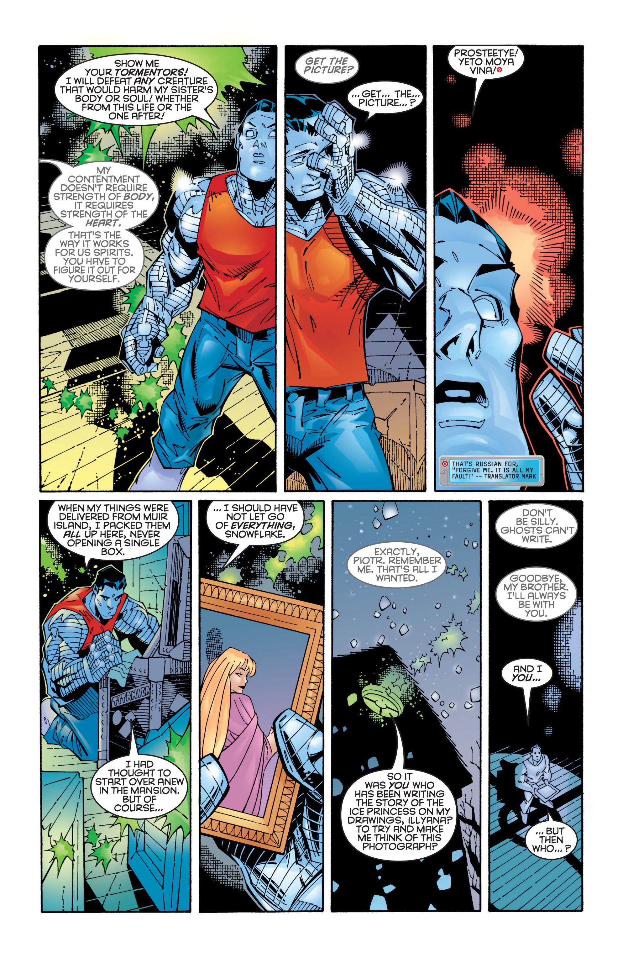 Read online Uncanny X-Men (1963) comic -  Issue #365 - 19