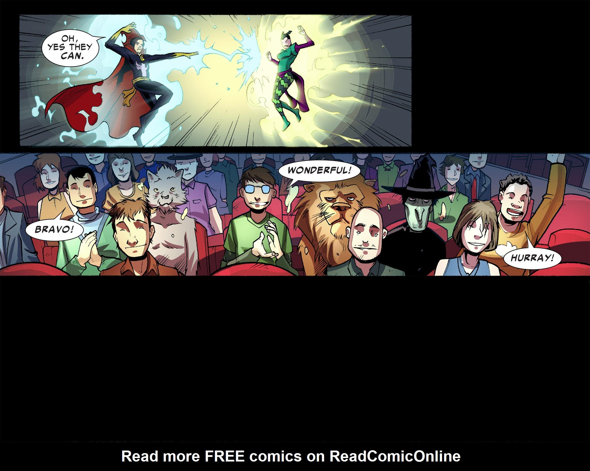 Read online Ultimate Spider-Man (Infinite Comics) (2016) comic -  Issue #10 - 54