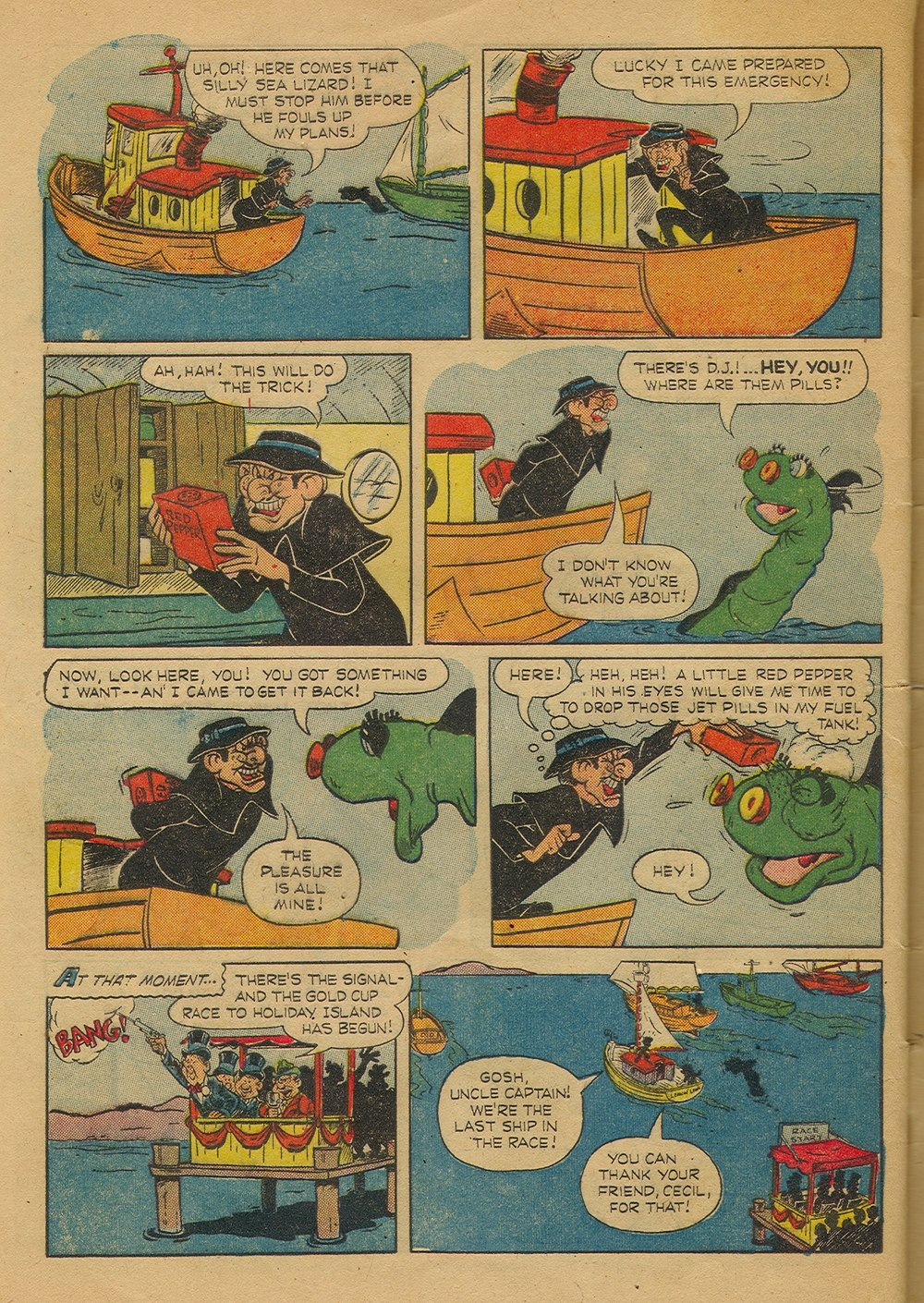 Four Color Comics issue 530 - Page 32