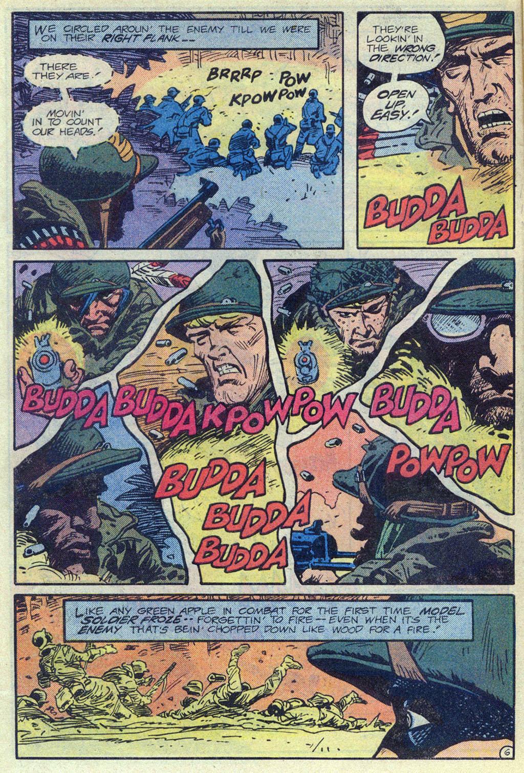 Read online Sgt. Rock comic -  Issue #369 - 6