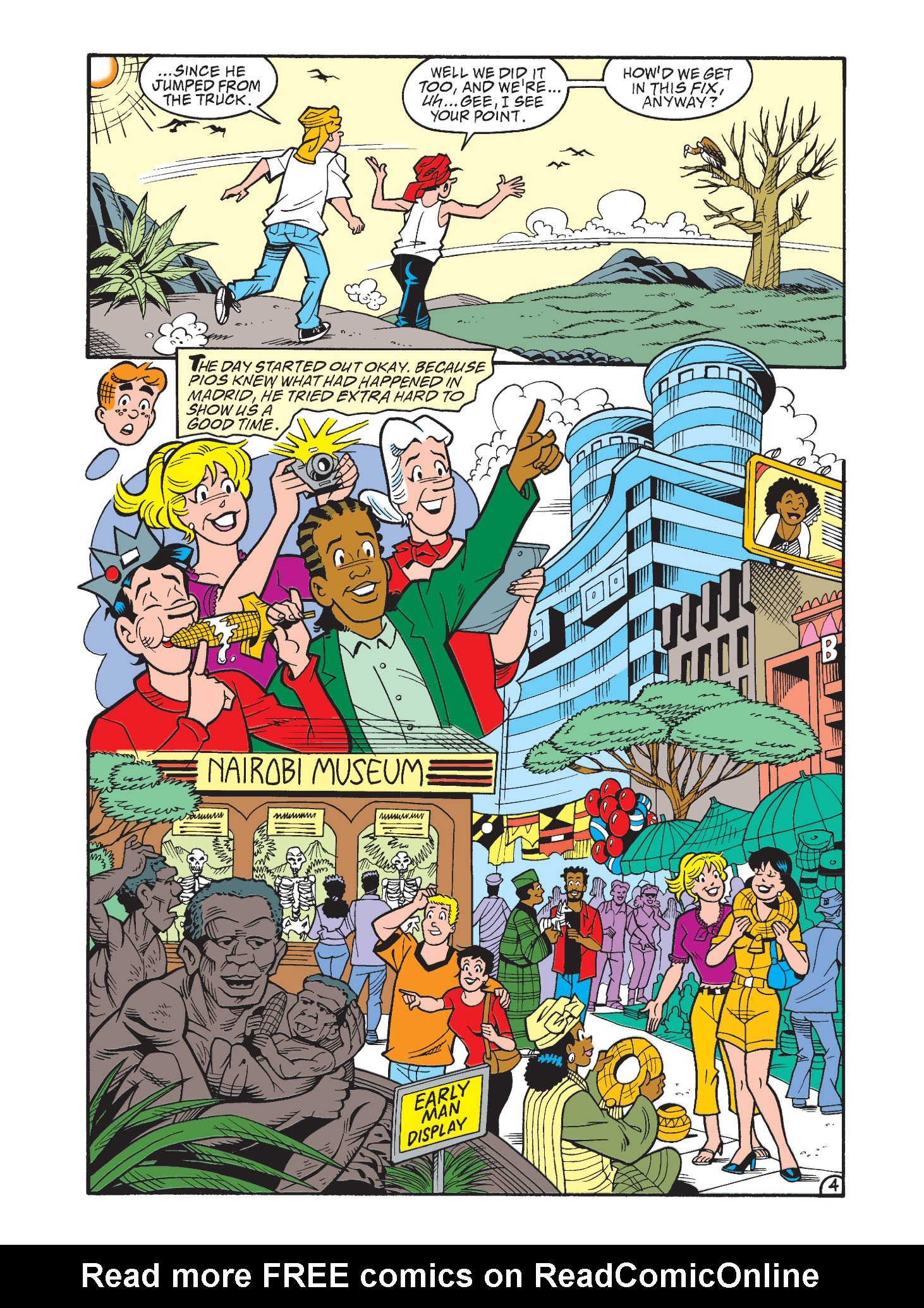 Read online Archie's Funhouse Double Digest comic -  Issue #3 - 40