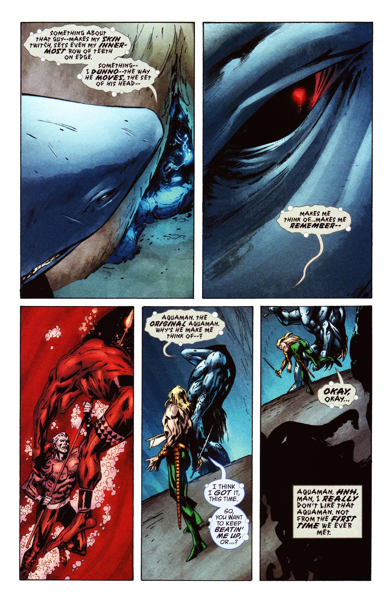 Read online Aquaman: Sword of Atlantis comic -  Issue #46 - 4