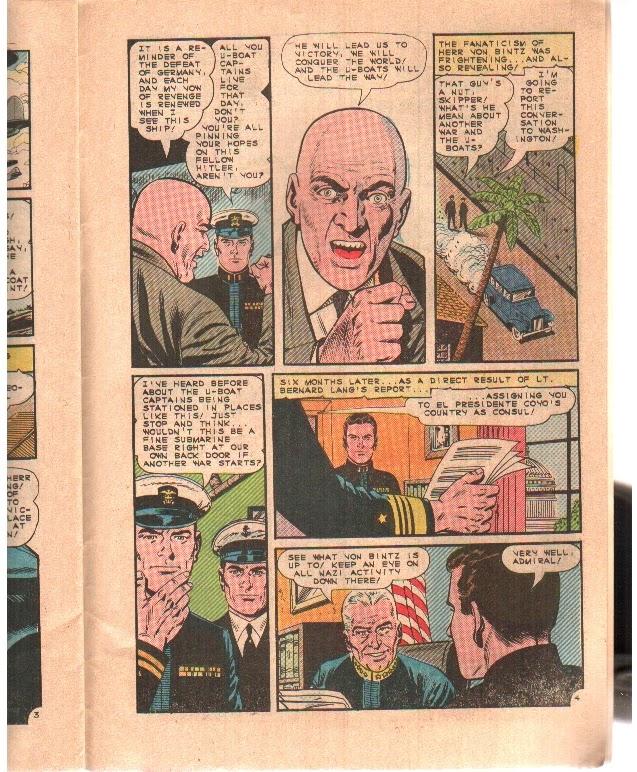 Read online Fightin' Navy comic -  Issue #122 - 27