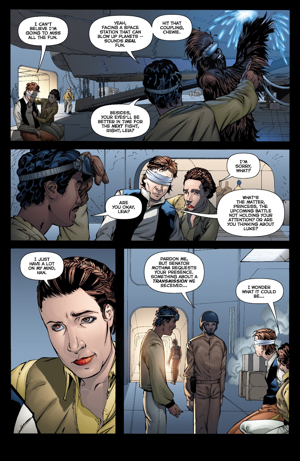 Read online Star Wars Legends: Infinities - Epic Collection comic -  Issue # TPB (Part 3) - 53