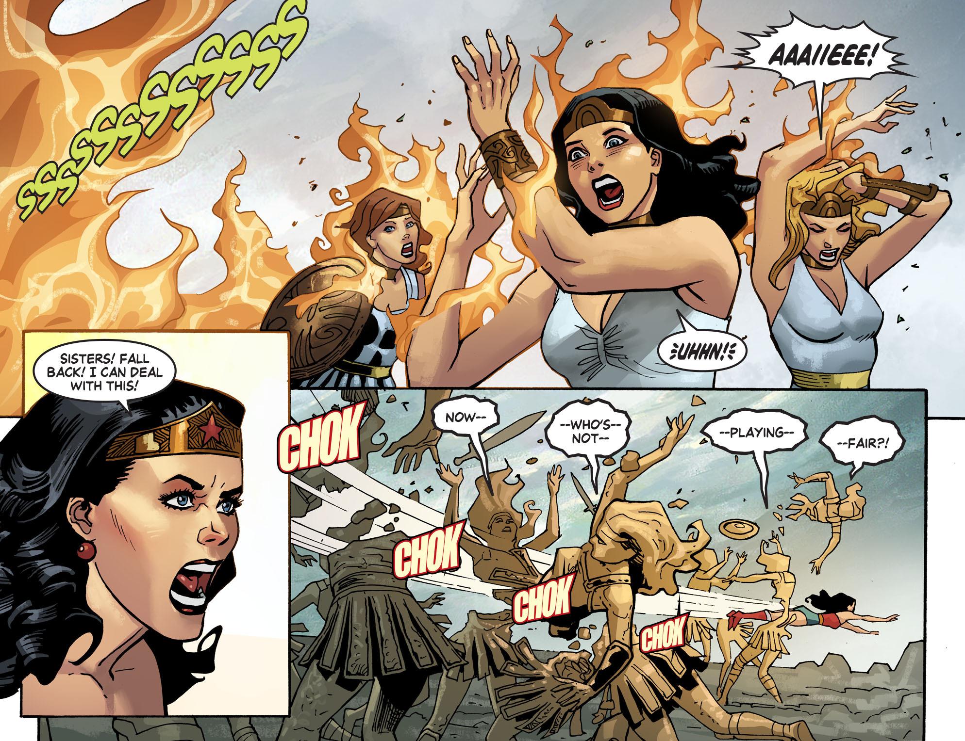 Read online Wonder Woman '77 [I] comic -  Issue #15 - 7