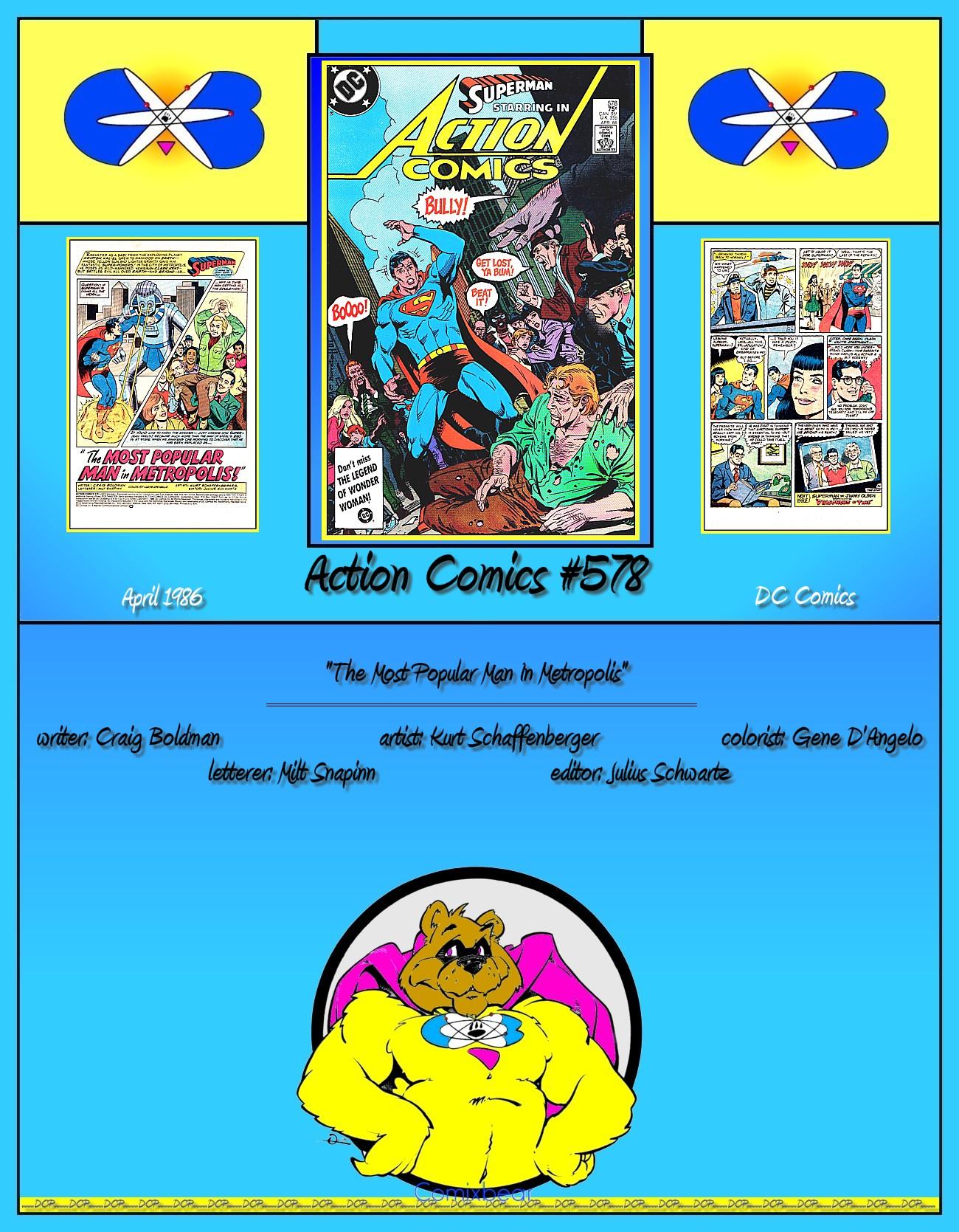 Action Comics (1938) 578 Page 36