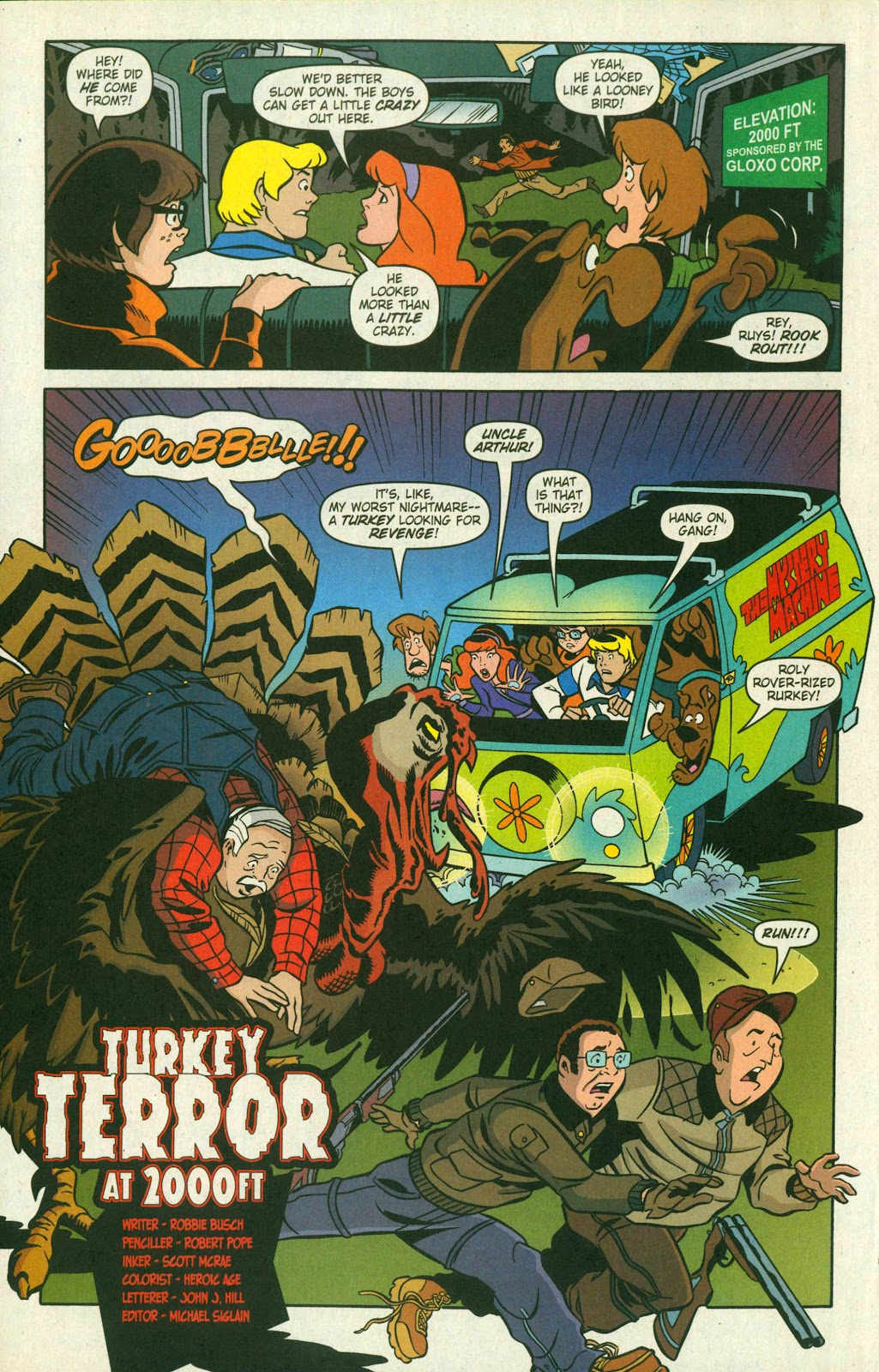 Read online Scooby-Doo (1997) comic -  Issue #114 - 4