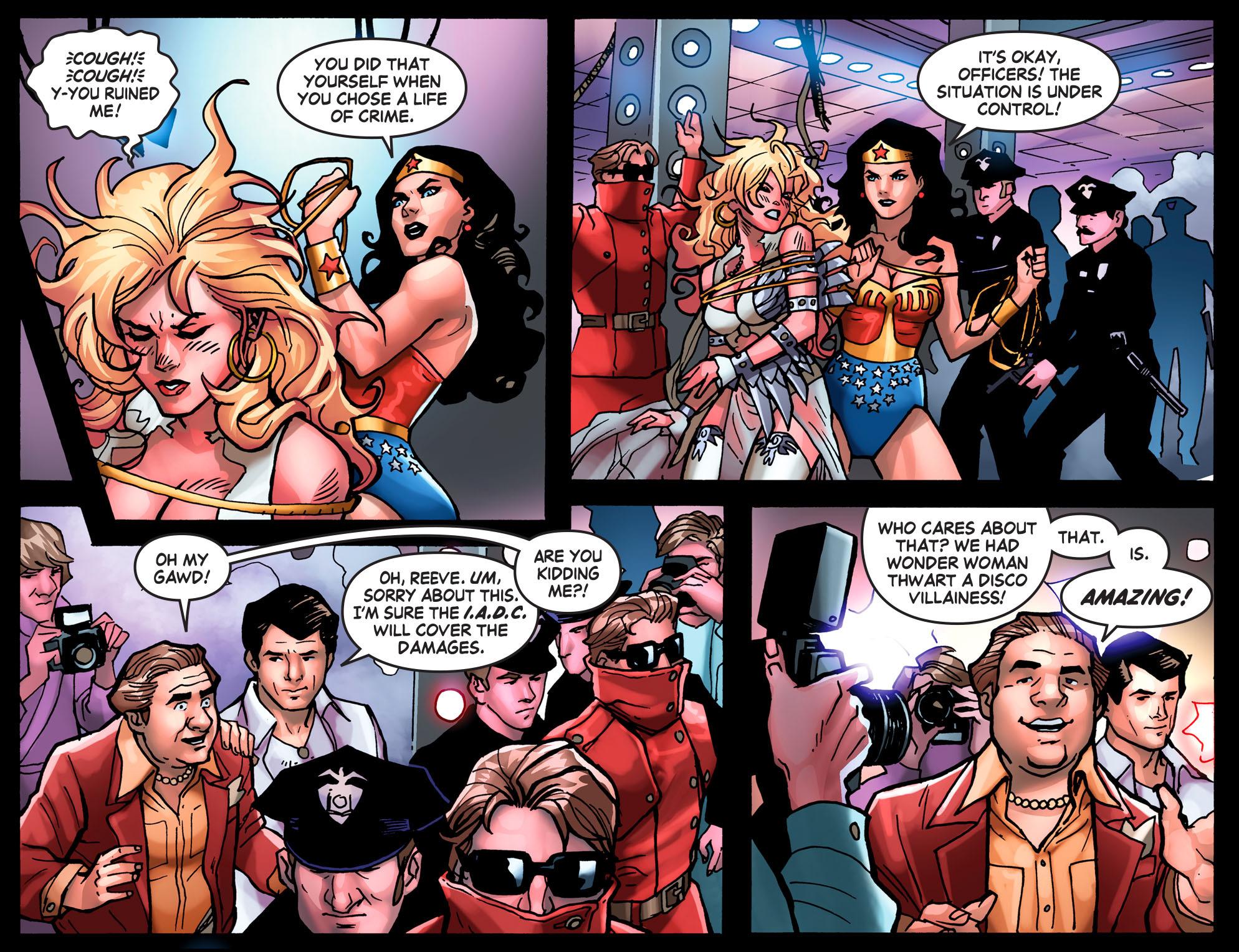 Read online Wonder Woman '77 [I] comic -  Issue #3 - 19