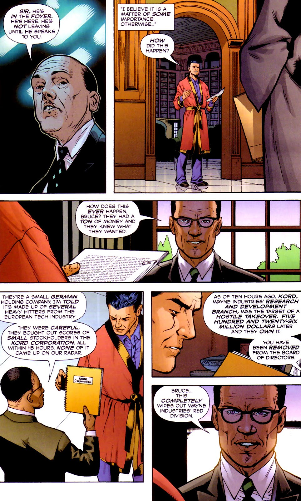 Batman: Under The Hood issue 1 - Page 13