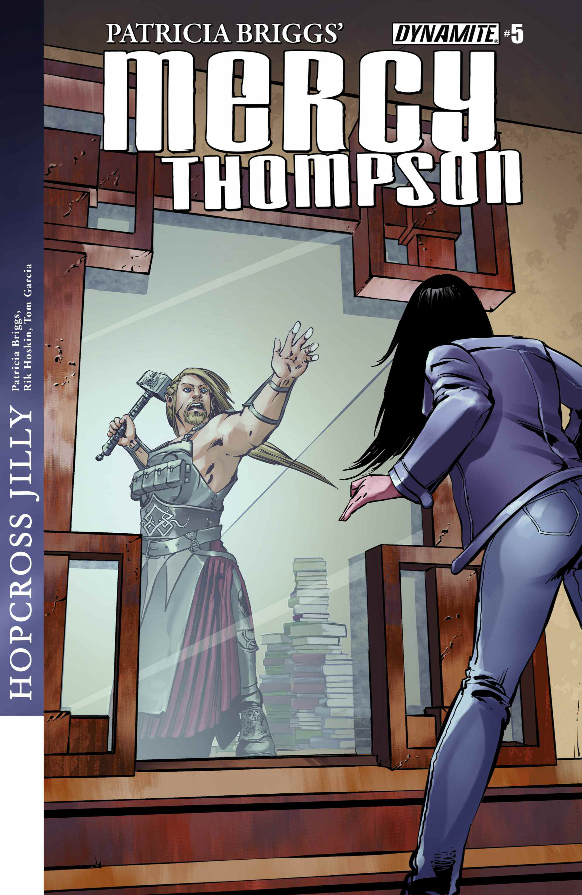 Read online Mercy Thompson comic -  Issue #5 - 1