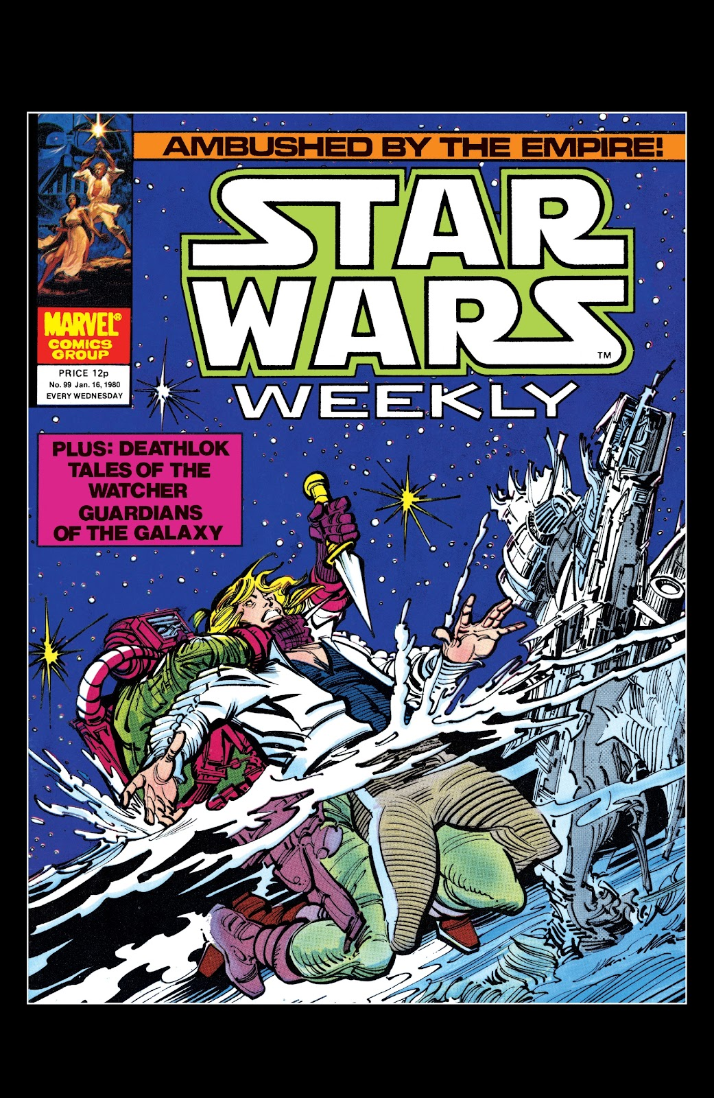 Read online Star Wars Legends: The Original Marvel Years - Epic Collection comic -  Issue # TPB 2 (Part 4) - 48
