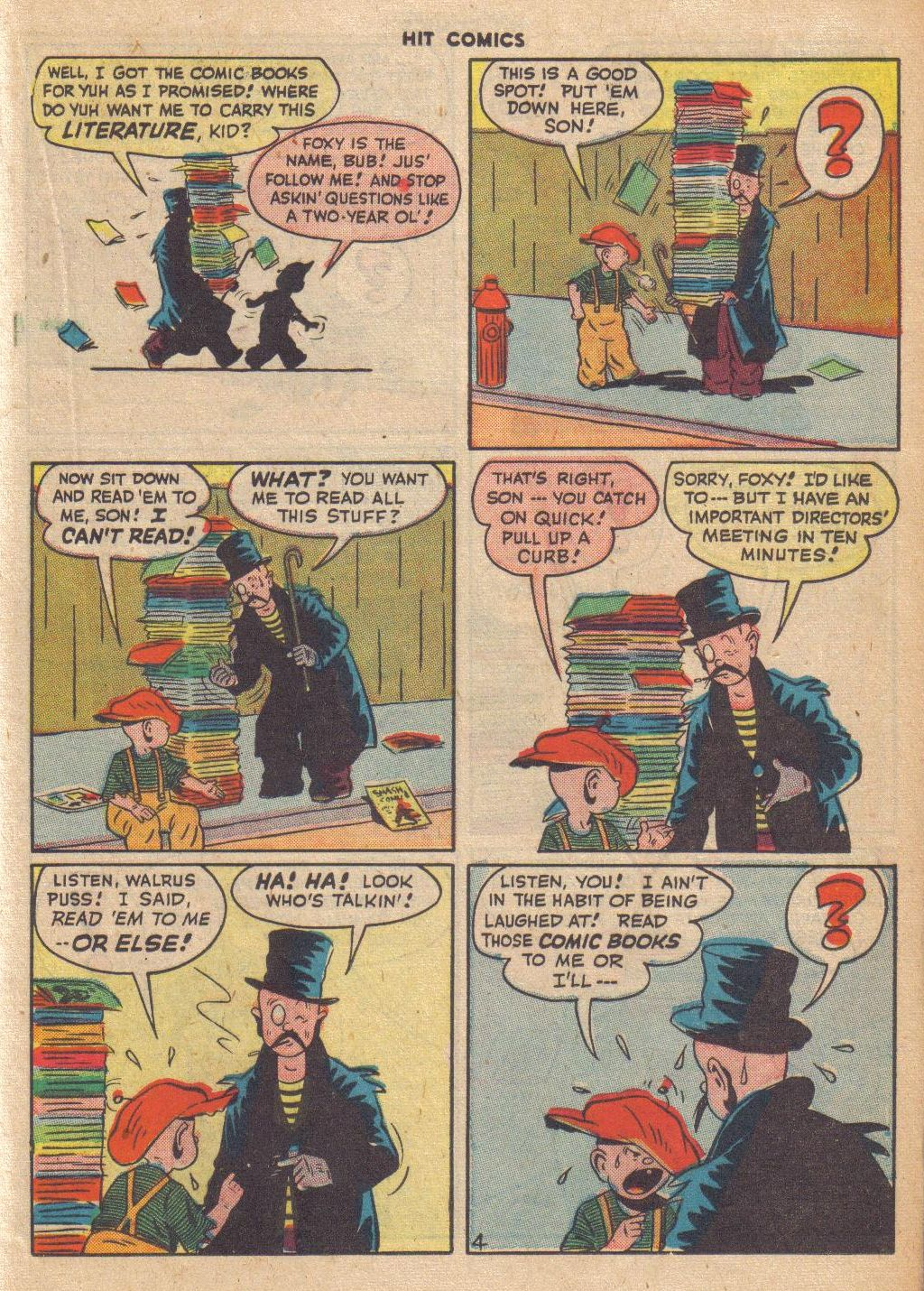 Read online Hit Comics comic -  Issue #46 - 27