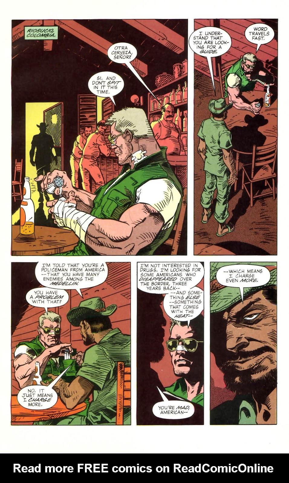 Predator (1989) issue 2 - Page 13