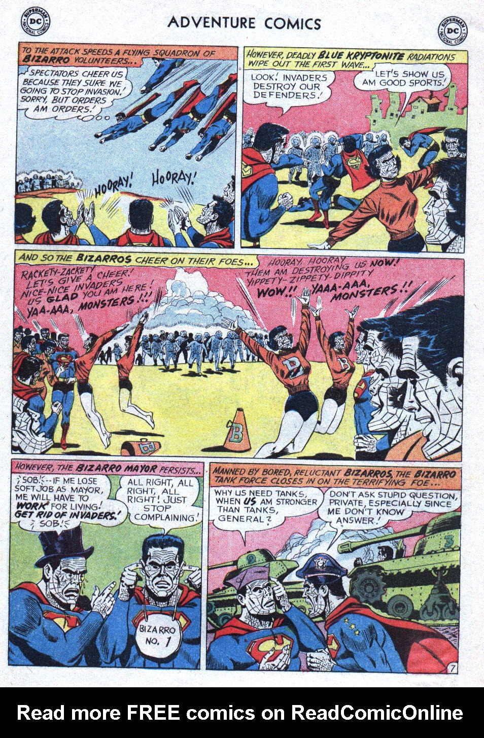 Read online Adventure Comics (1938) comic -  Issue #290 - 43