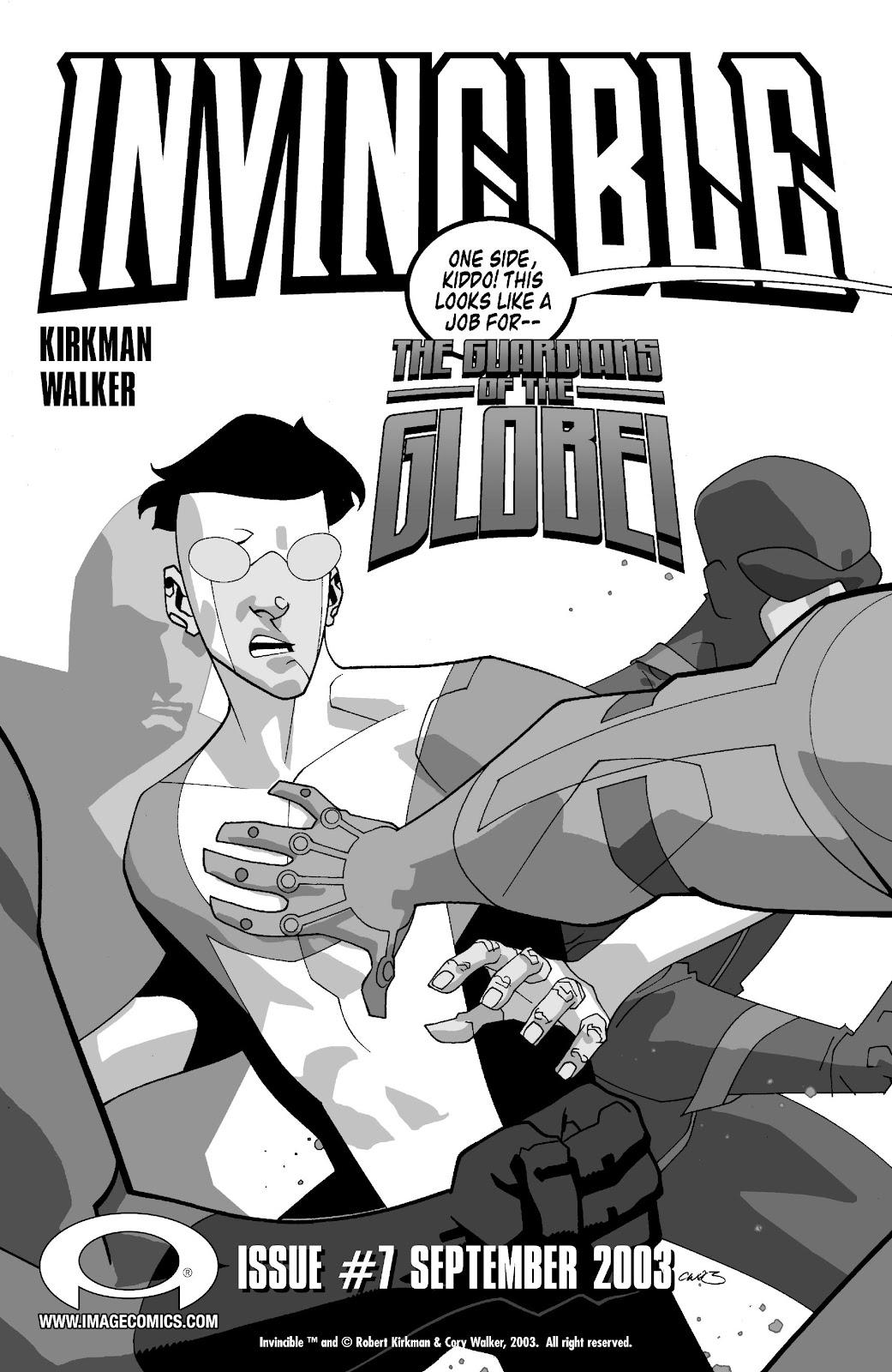 Invincible (2003) 6 Page 26