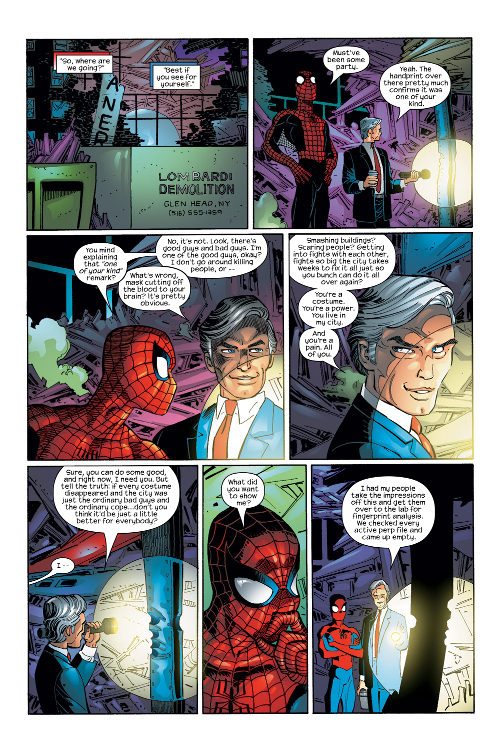 The Amazing Spider-Man (1999) 51 Page 15