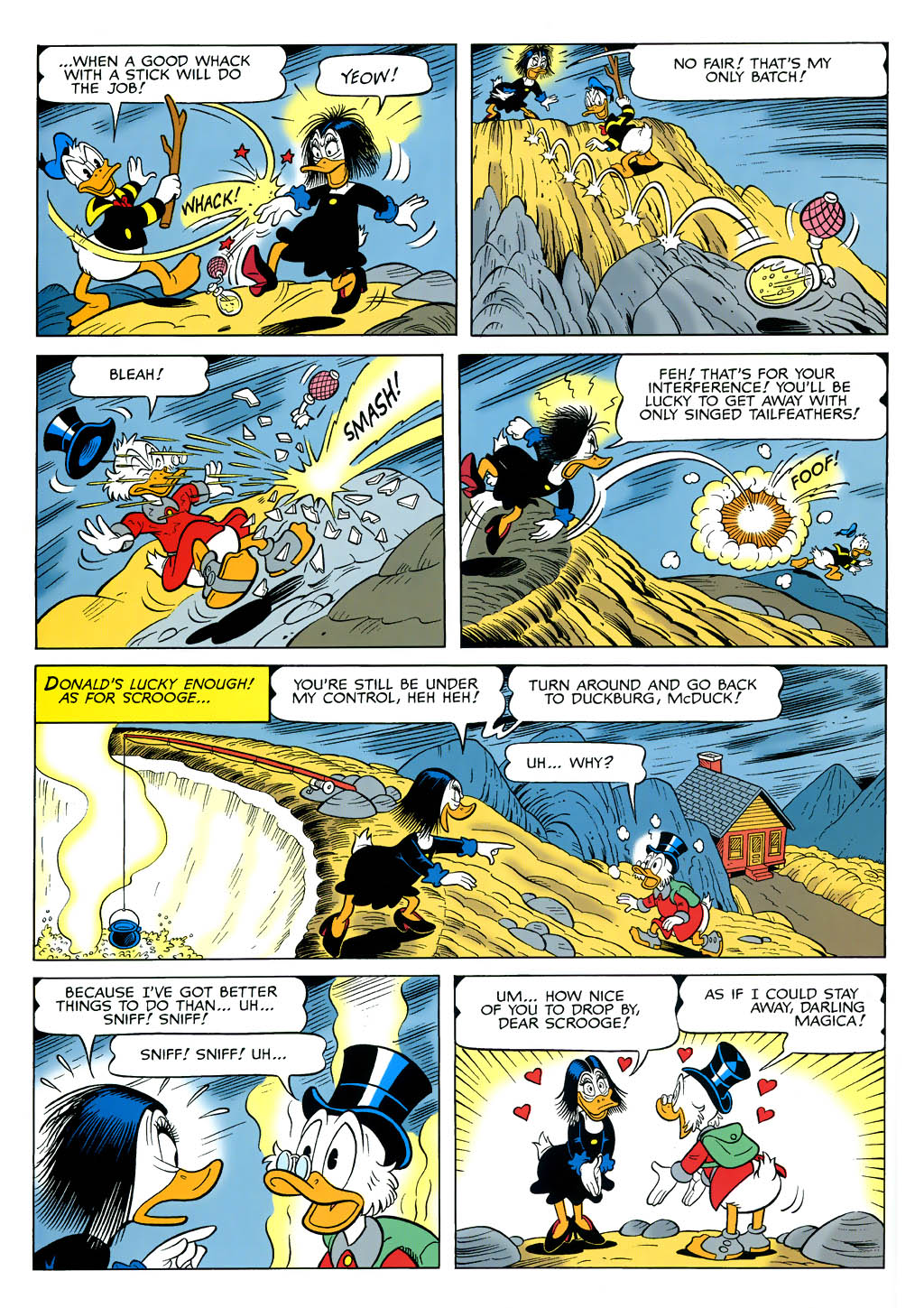 Read online Uncle Scrooge (1953) comic -  Issue #321 - 31